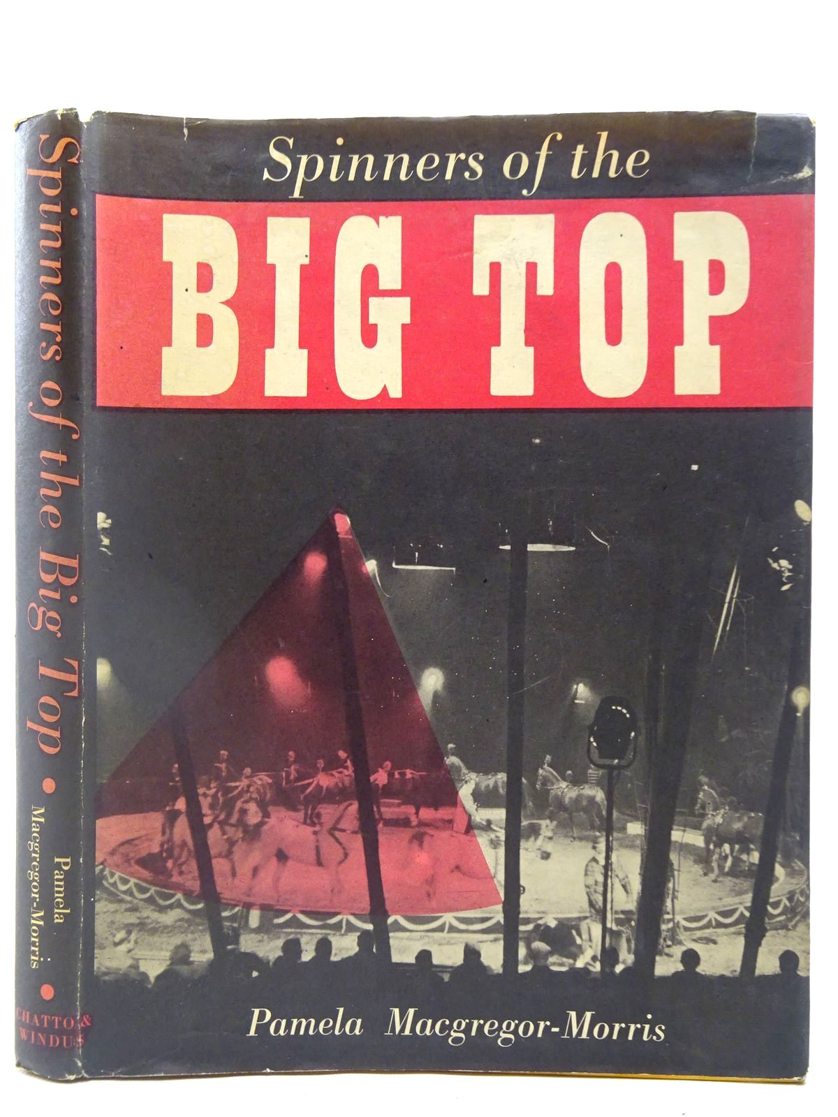 Photo of SPINNERS OF THE BIG TOP- Stock Number: 2127447
