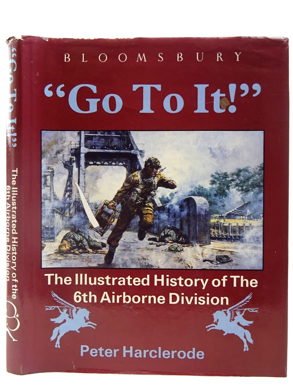 Photo of GO TO IT! written by Harclerode, Peter published by Bloomsbury (STOCK CODE: 2127454)  for sale by Stella & Rose's Books