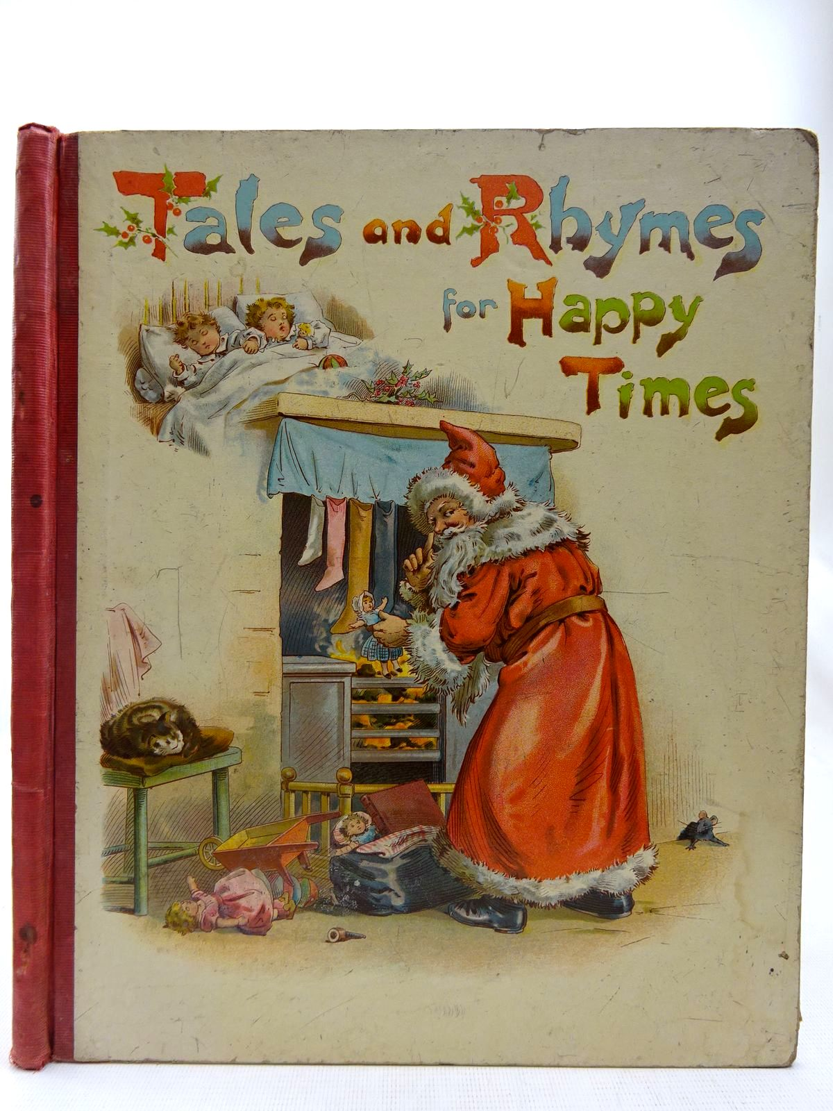 Photo of TALES AND RHYMES FOR HAPPY TIMES- Stock Number: 2127500