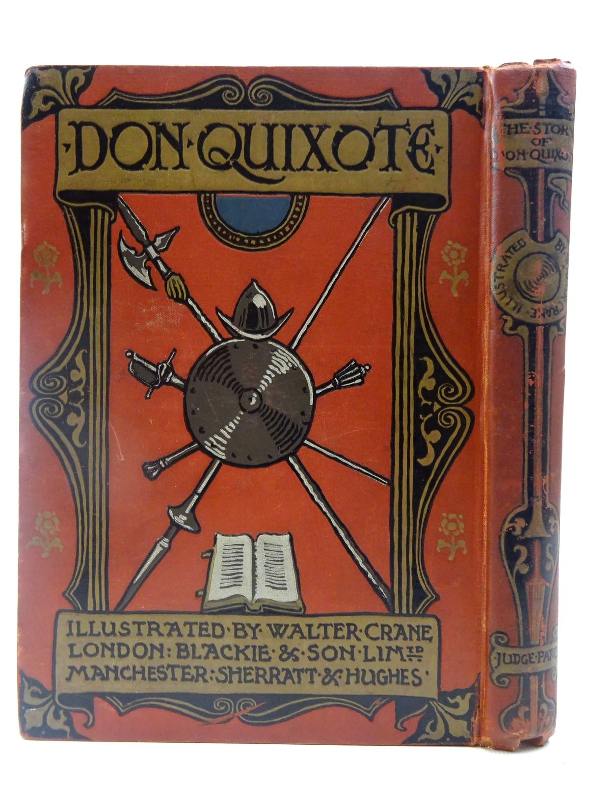 Photo of DON QUIXOTE OF THE MANCHA written by De Cervantes, Miguel