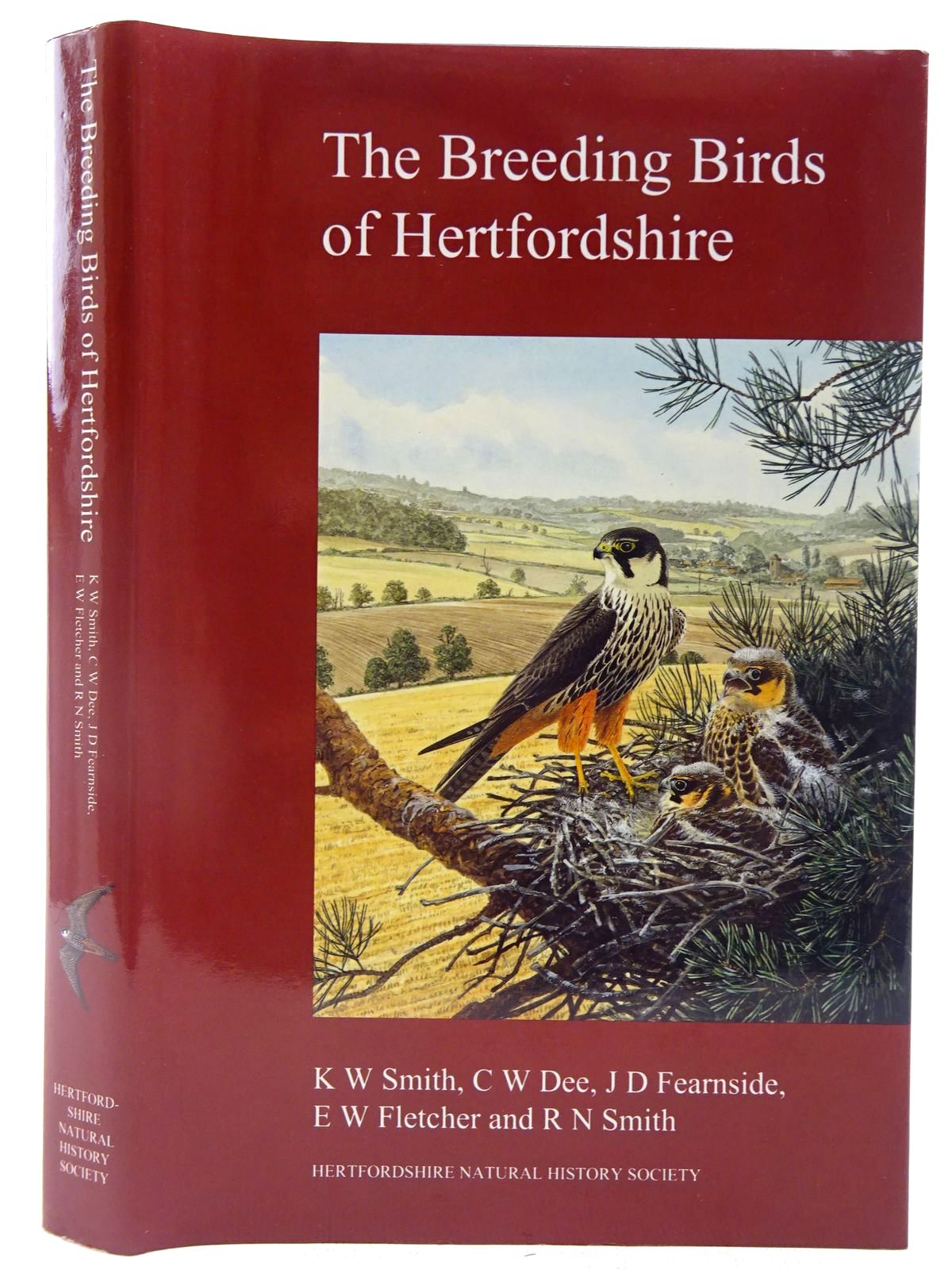 Photo of THE BREEDING BIRDS OF HERTFORDSHIRE written by Smith, K.W.<br />Dee, C.W.<br />et al, published by Hertfordshire Natural History Society (STOCK CODE: 2127543)  for sale by Stella & Rose's Books