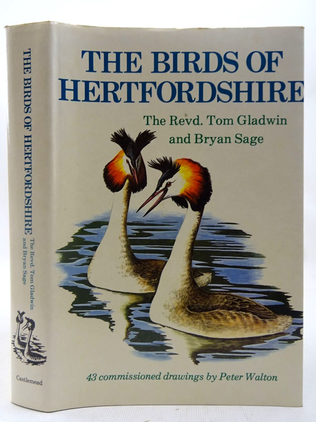 Photo of THE BIRDS OF HERTFORDSHIRE- Stock Number: 2127544