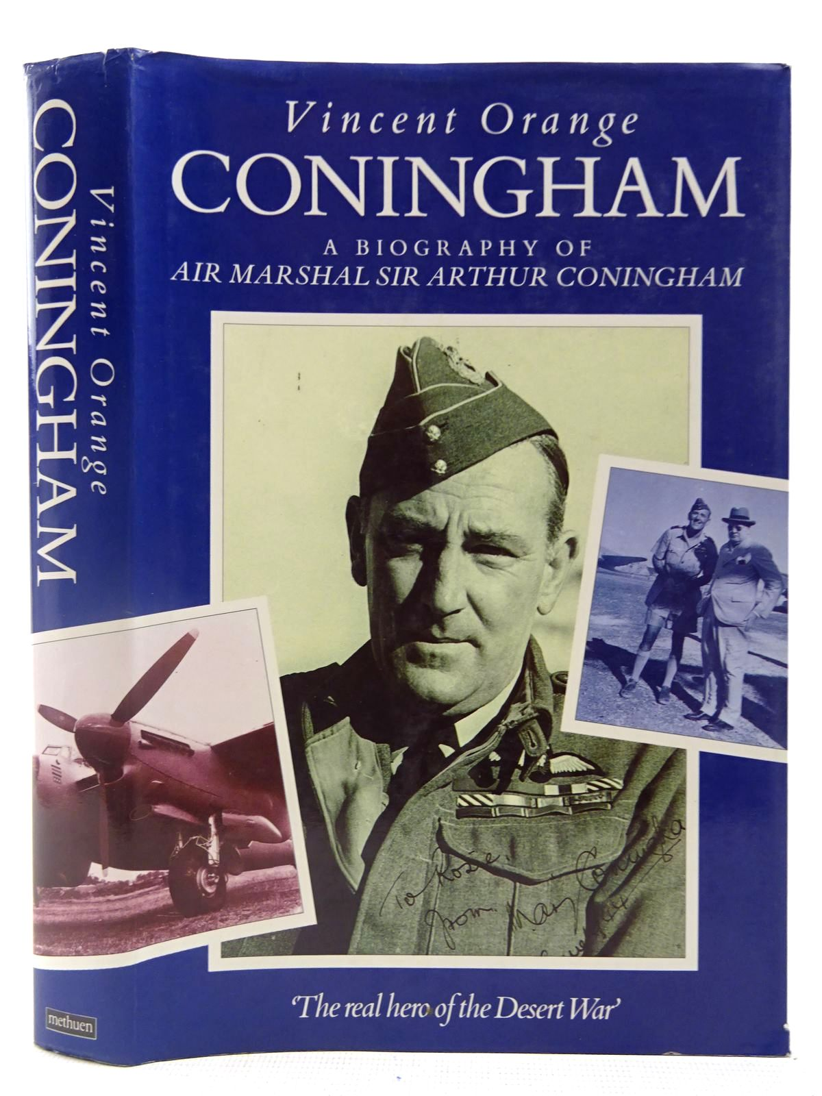 Photo of CONINGHAM A BIOGRAPHY OF AIR MARSHAL SIR ARTHUR CONINGHAM- Stock Number: 2127577