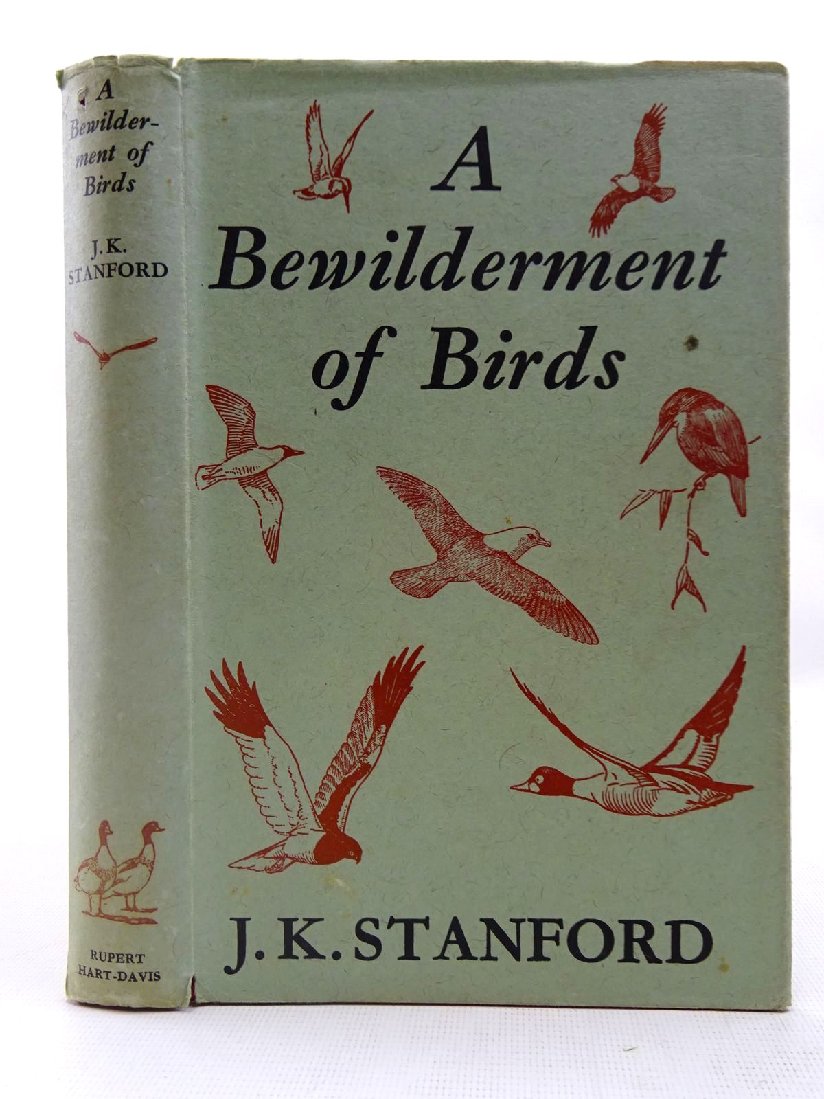 Photo of A BEWILDERMENT OF BIRDS written by Stanford, J.K. published by Rupert Hart-Davis (STOCK CODE: 2127598)  for sale by Stella & Rose's Books