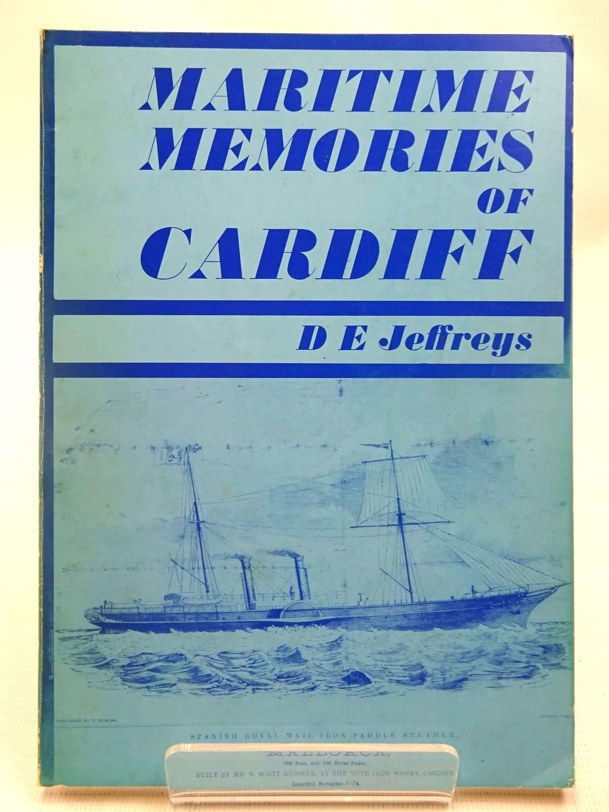 Photo of MARITIME MEMORIES OF CARDIFF written by Jeffreys, David Emrys published by The Starling Press (STOCK CODE: 2127611)  for sale by Stella & Rose's Books