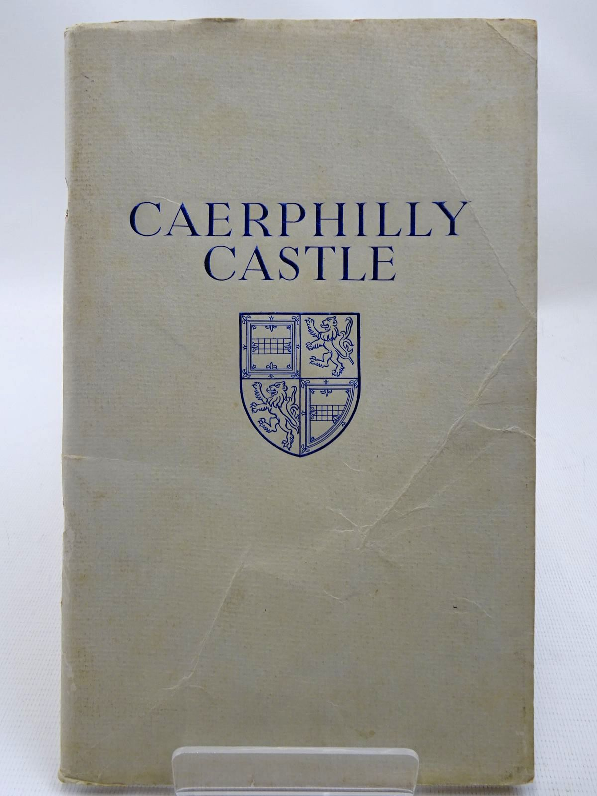 Photo of CAERPHILLY CASTLE A HISTORY AND DESCRIPTION- Stock Number: 2127615