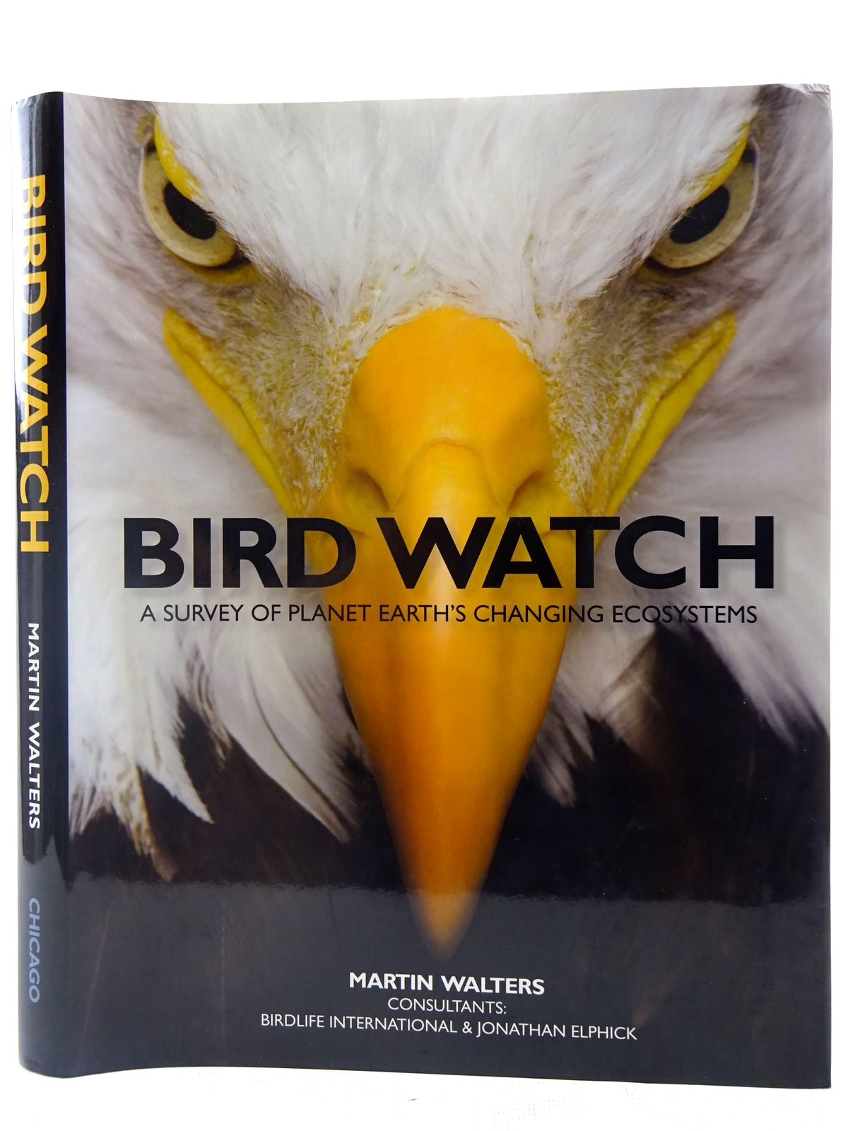 Photo of BIRD WATCH A SURVEY OF PLANT EARTH'S CHANGING ECOSYSTEMS- Stock Number: 2127652