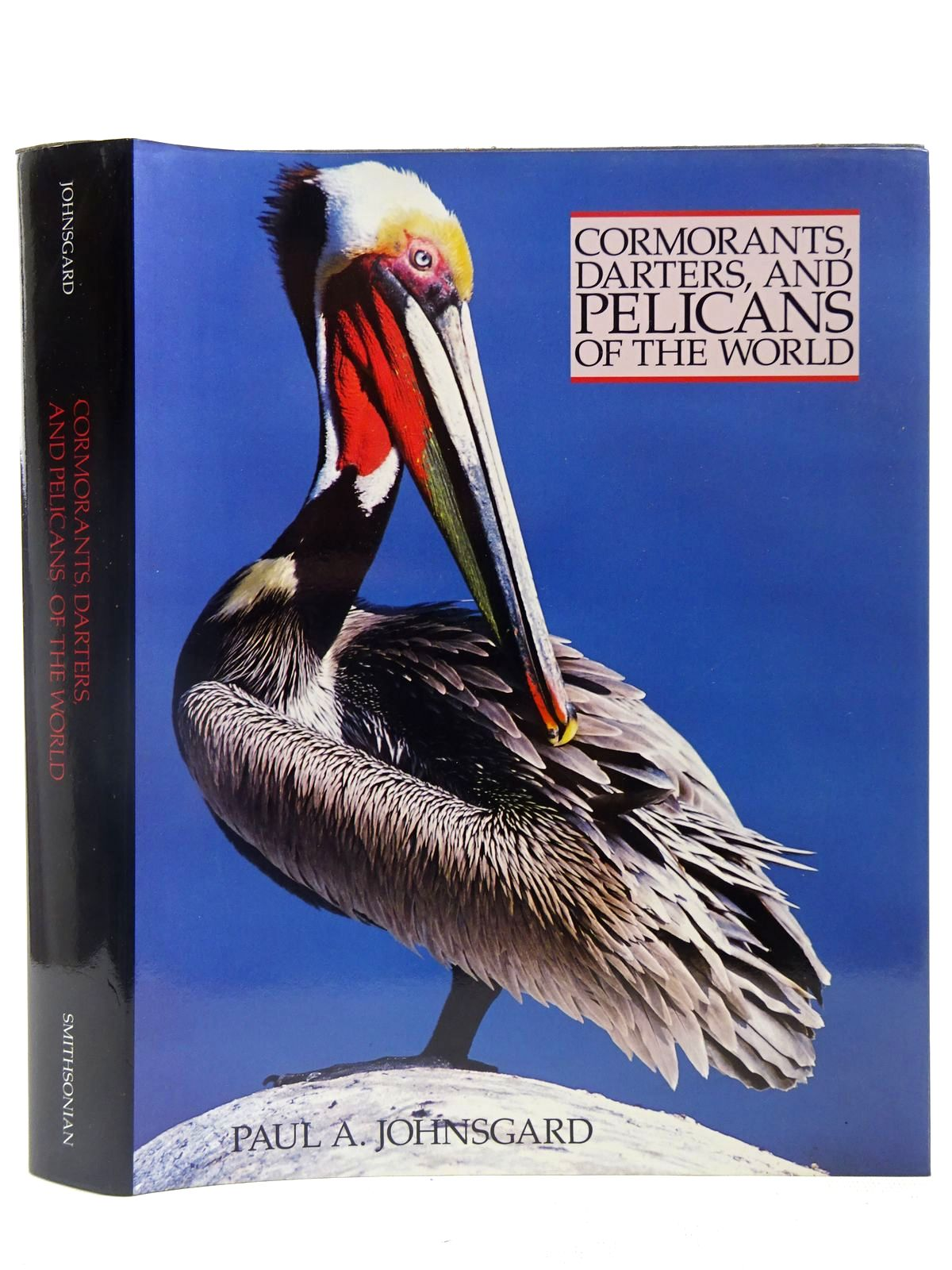 Photo of CORMORANTS, DARTERS, AND PELICANS OF THE WORLD written by Johnsgard, Paul A. published by Smithsonian Institution Press (STOCK CODE: 2127653)  for sale by Stella & Rose's Books
