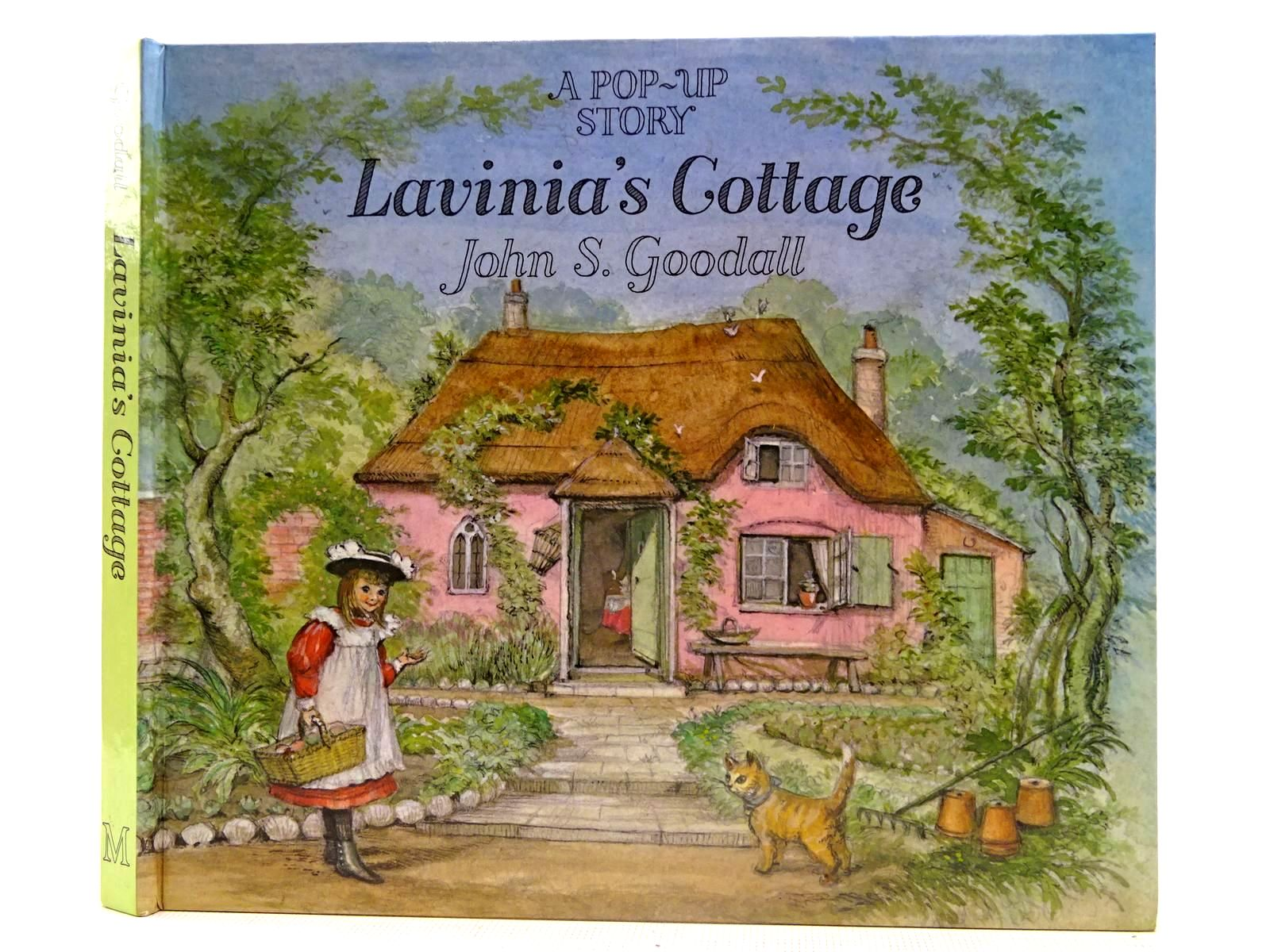 Photo of LAVINIA'S COTTAGE illustrated by Goodall, John S. published by Macmillan Children's Books (STOCK CODE: 2127664)  for sale by Stella & Rose's Books