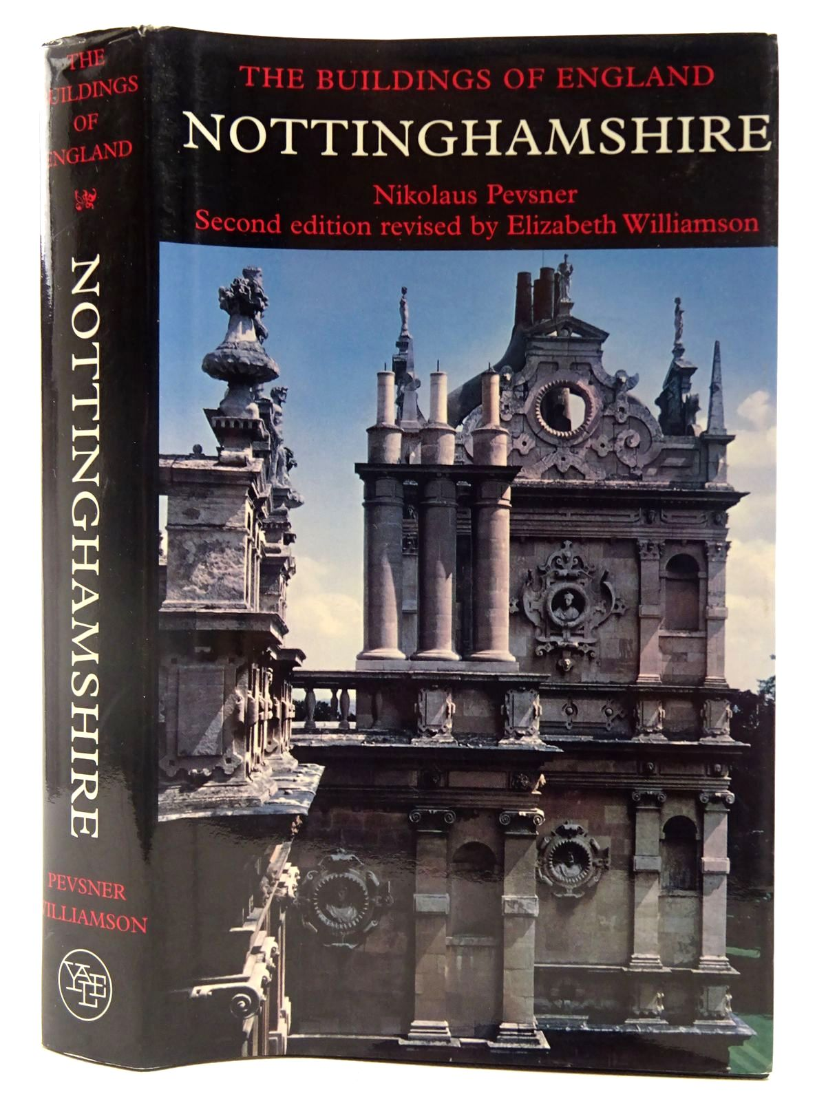 Photo of NOTTINGHAMSHIRE (BUILDINGS OF ENGLAND)- Stock Number: 2127670