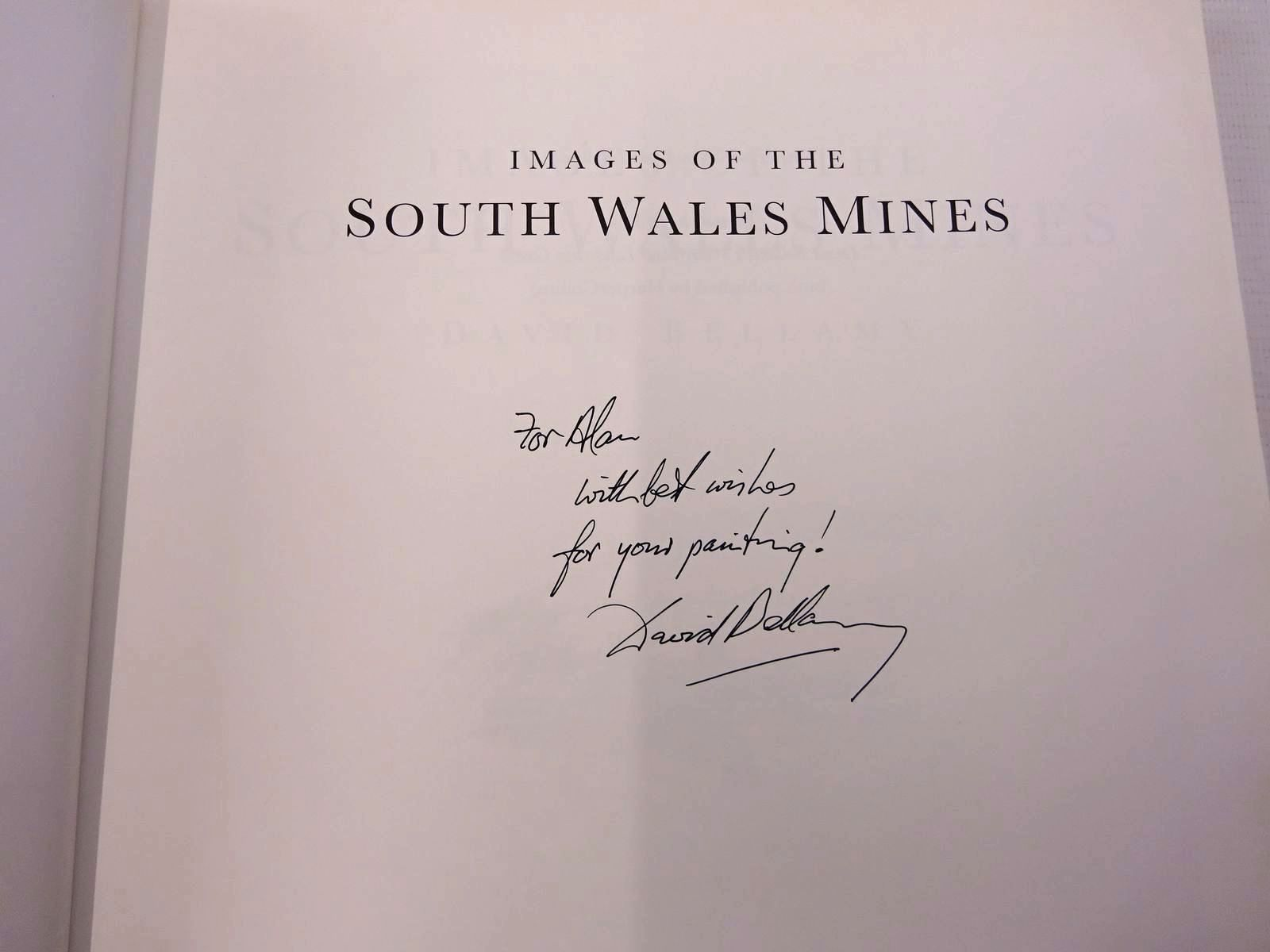 Photo of IMAGES OF THE SOUTH WALES MINES written by Bellamy, David illustrated by Bellamy, David published by Sutton Publishing (STOCK CODE: 2127674)  for sale by Stella & Rose's Books
