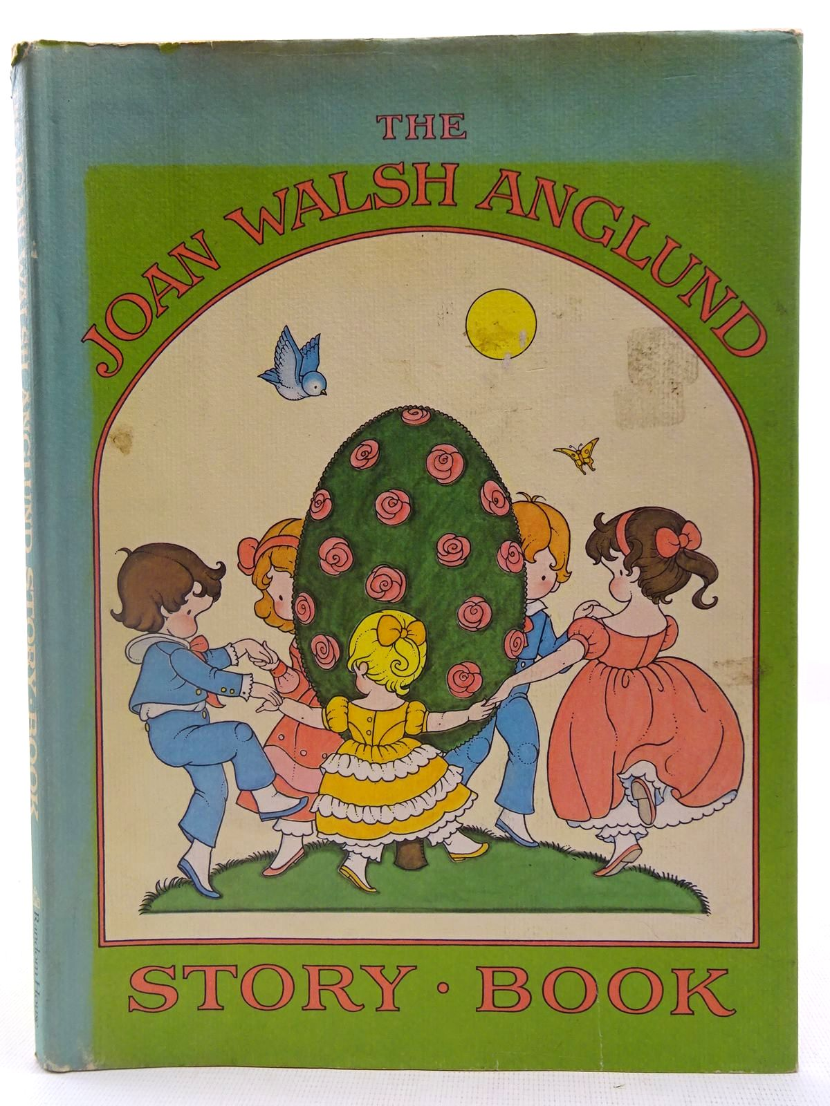 Photo of THE JOAN WALSH ANGLUND STORY BOOK written by Anglund, Joan Walsh illustrated by Anglund, Joan Walsh published by Random House (STOCK CODE: 2127699)  for sale by Stella & Rose's Books
