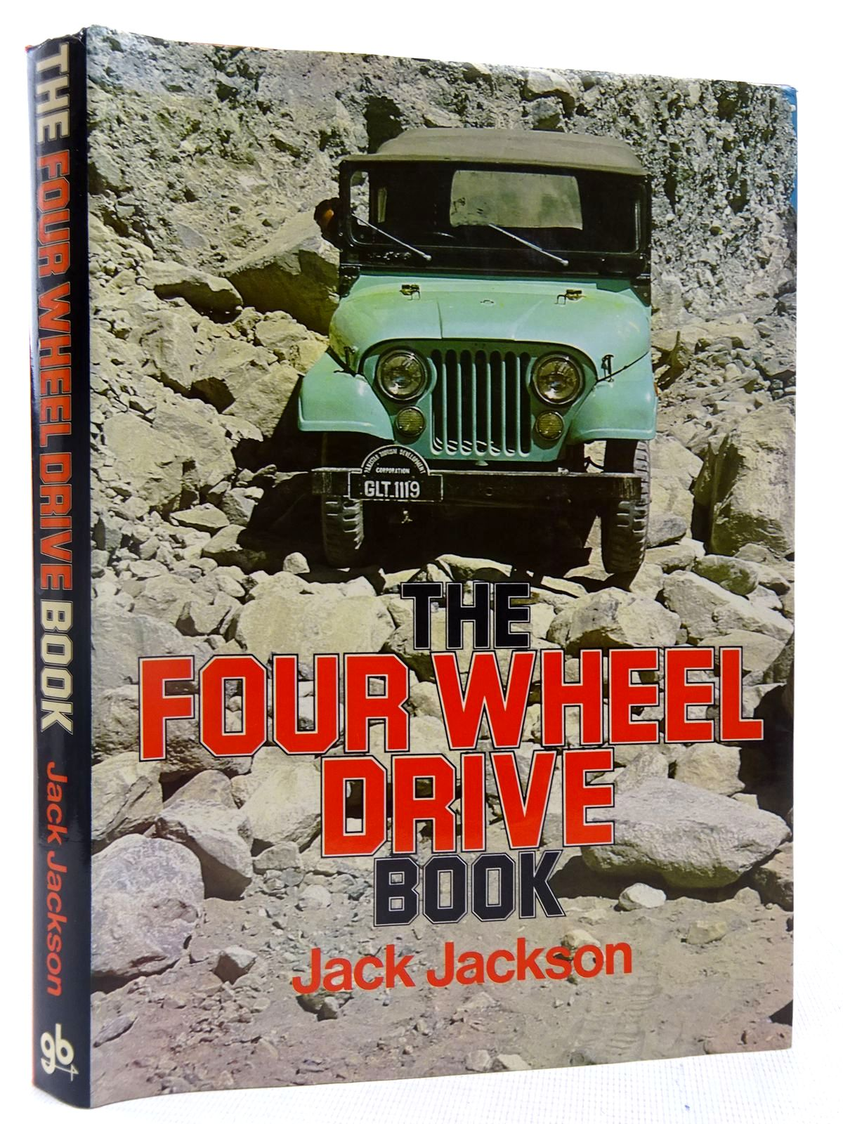Photo of THE FOUR WHEEL DRIVE BOOK- Stock Number: 2127715