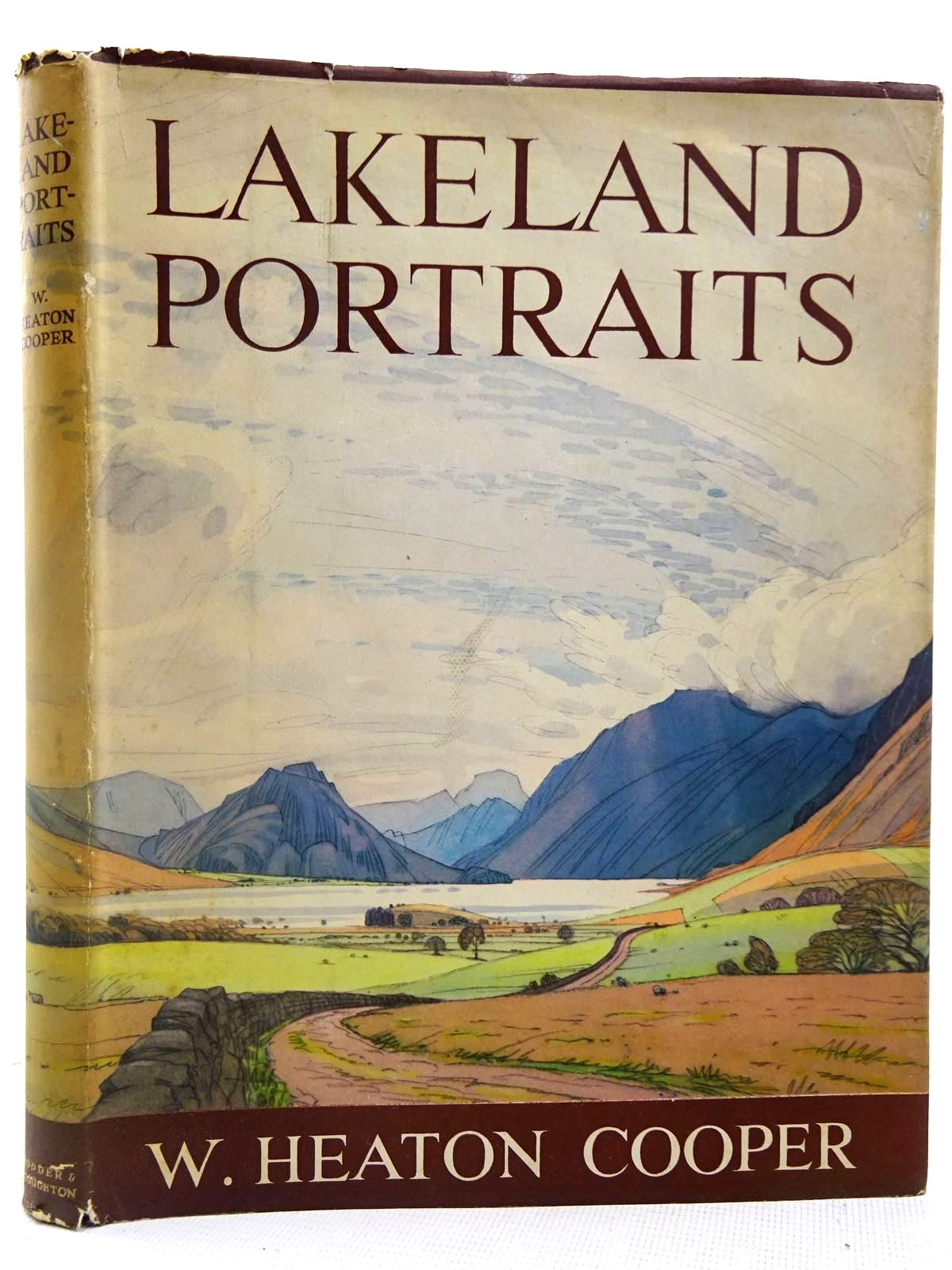Photo of LAKELAND PORTRAITS written by Cooper, W. Heaton illustrated by Cooper, W. Heaton published by Hodder & Stoughton (STOCK CODE: 2127736)  for sale by Stella & Rose's Books