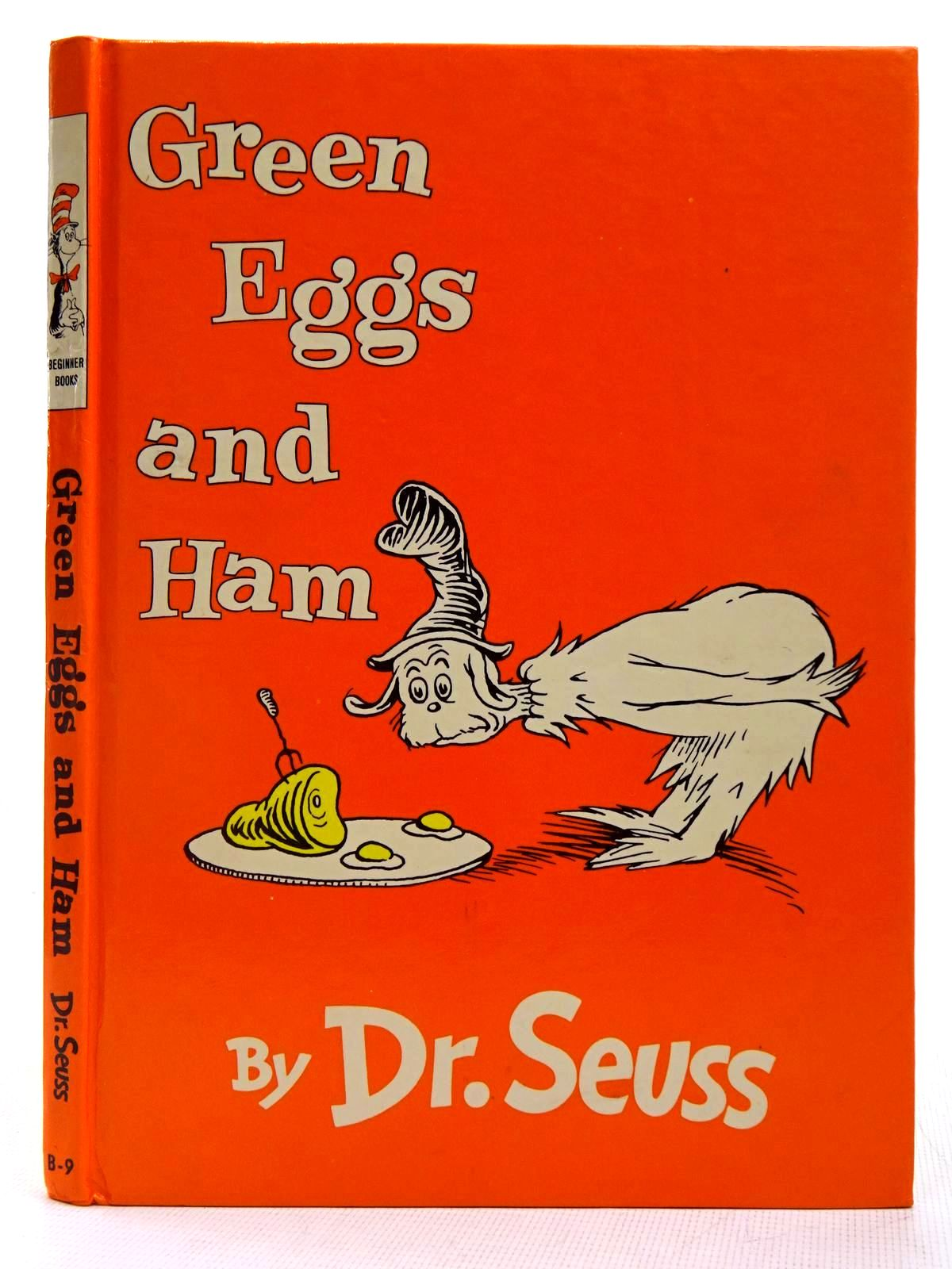 Photo of GREEN EGGS AND HAM written by Seuss, Dr. illustrated by Seuss, Dr. published by Collins & Harvill (STOCK CODE: 2127775)  for sale by Stella & Rose's Books