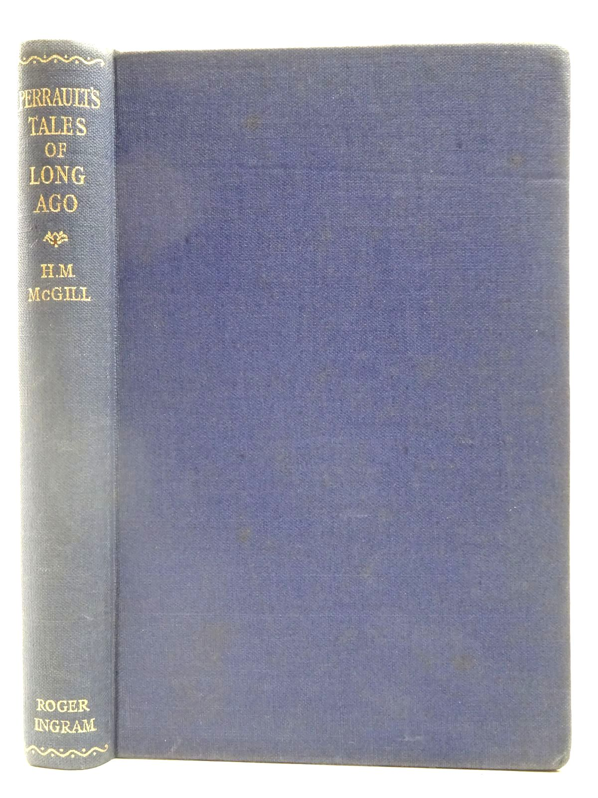 Photo of PERRAULT'S TALES OF LONG AGO- Stock Number: 2127784