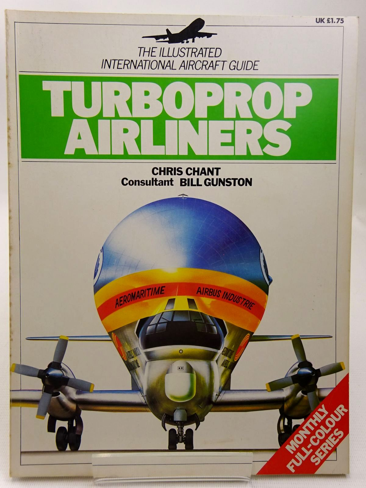 Photo of TURBOPROP AIRLINERS- Stock Number: 2127799