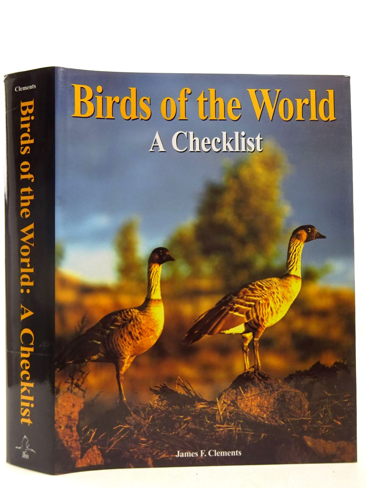Photo of BIRDS OF THE WORLD: A CHECKLIST written by Clements, James F. published by Ibis Publishing Company (STOCK CODE: 2127825)  for sale by Stella & Rose's Books