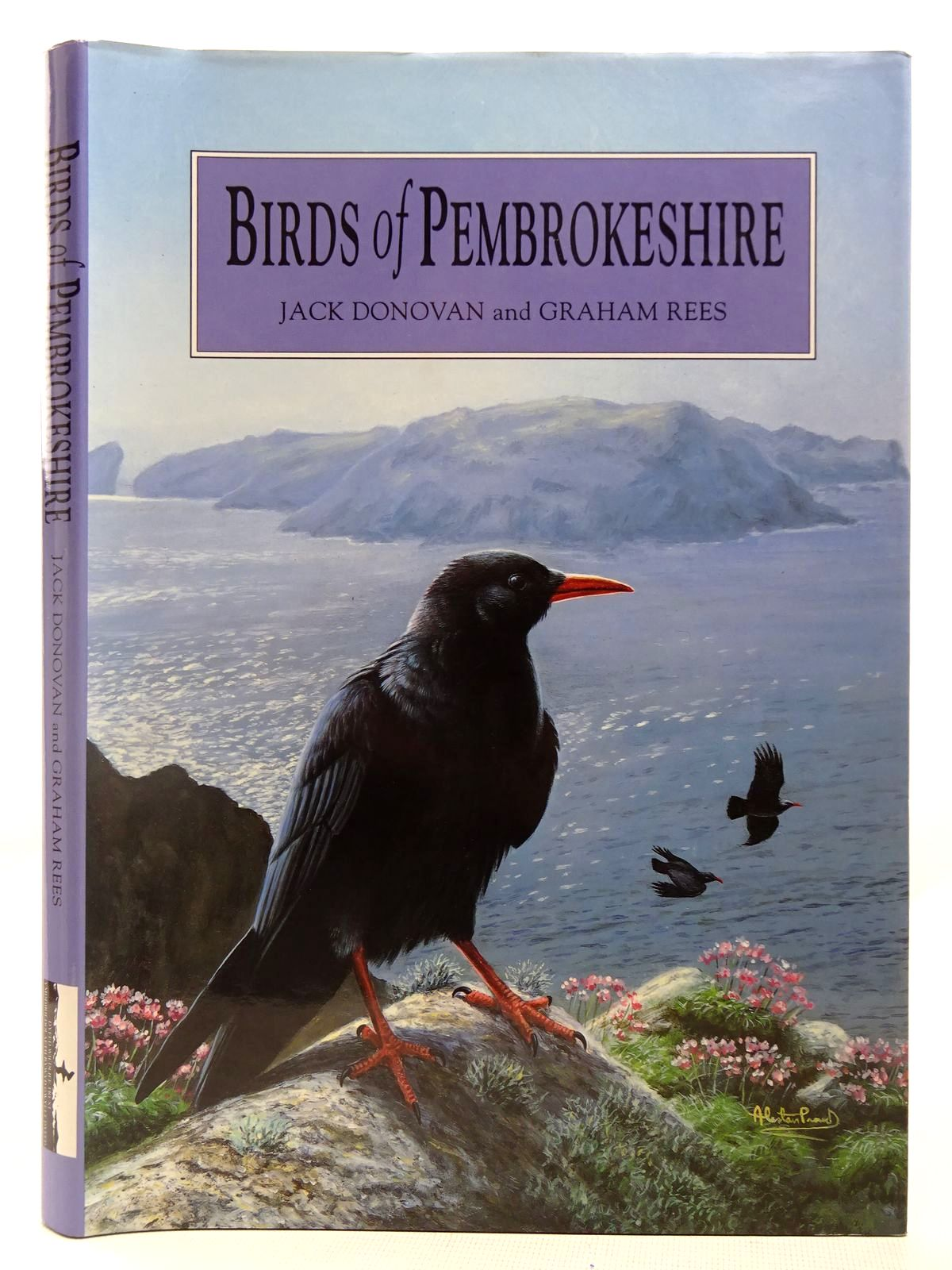 Photo of BIRDS OF PEMBROKESHIRE- Stock Number: 2127826