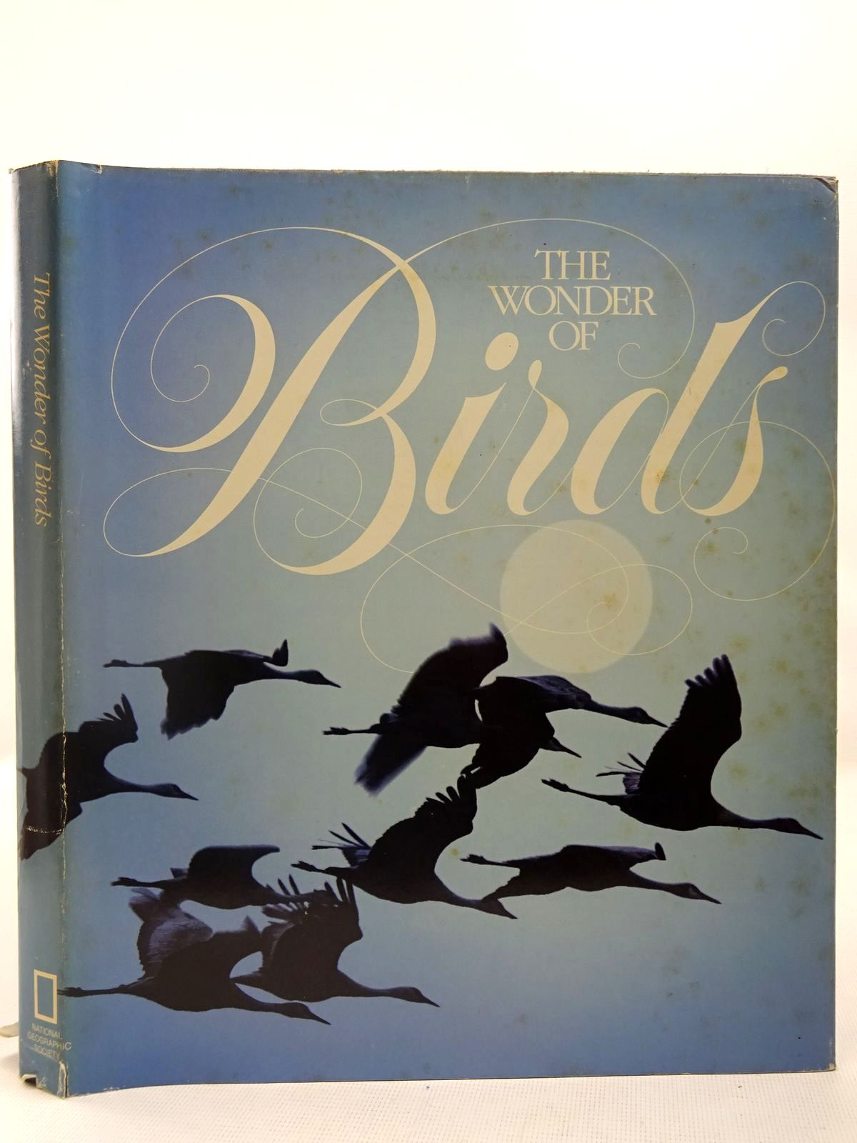 Photo of THE WONDER OF BIRDS written by Halle, Louis J.<br />Pasquier, Roger F.<br />Johnsgard, Paul A.<br />Graham, Frank<br />Russell, Franklin<br />Laycock, George<br />et al,  published by National Geographic Society (STOCK CODE: 2127827)  for sale by Stella & Rose's Books