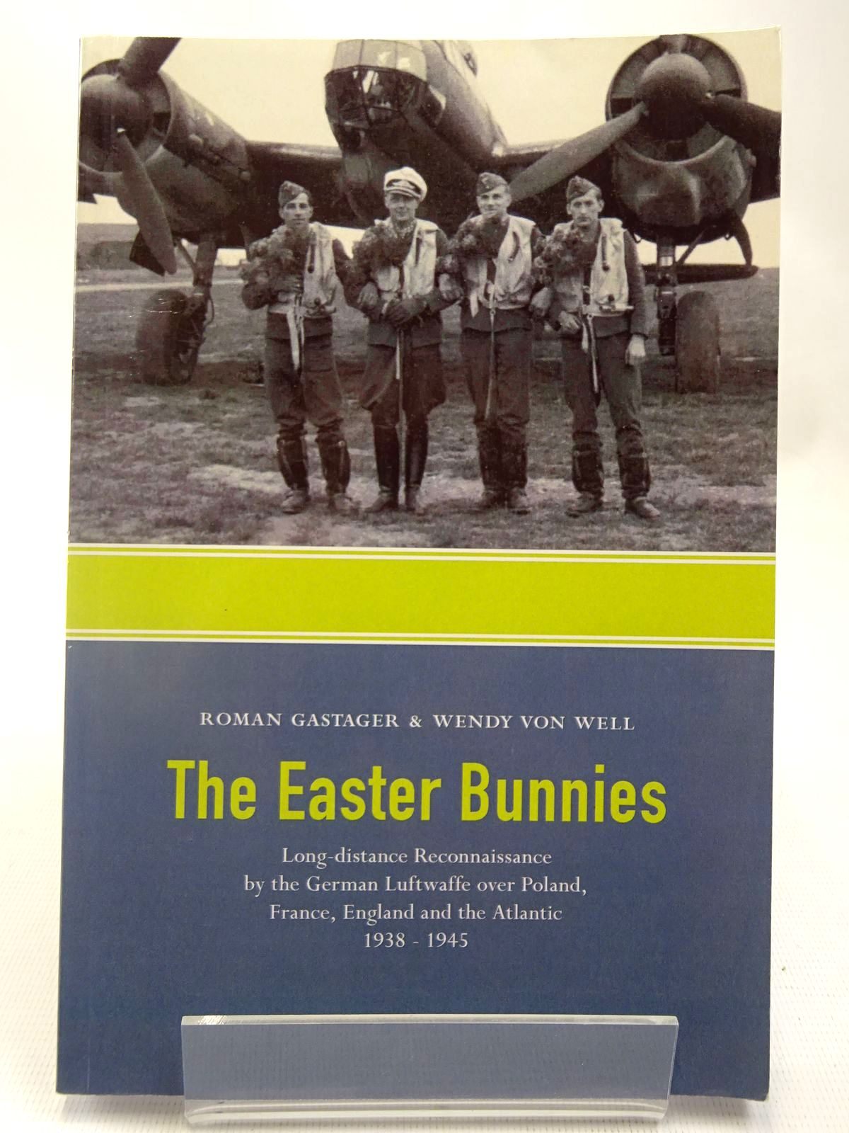 Photo of THE EASTER BUNNIES written by Gastager, Roman