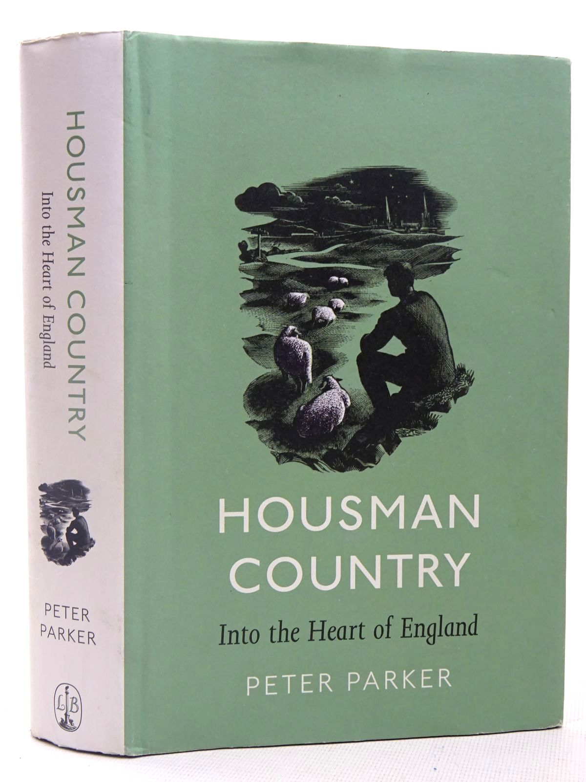 Photo of HOUSMAN COUNTRY INTO THE HEART OF ENGLAND written by Parker, Peter published by Little, Brown (STOCK CODE: 2127866)  for sale by Stella & Rose's Books