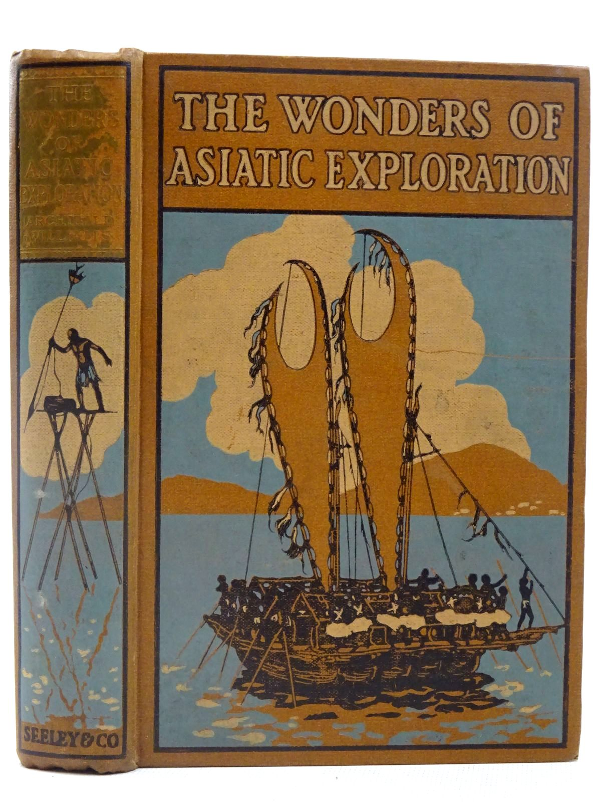 Photo of THE WONDERS OF ASIATIC EXPLORATION- Stock Number: 2127872