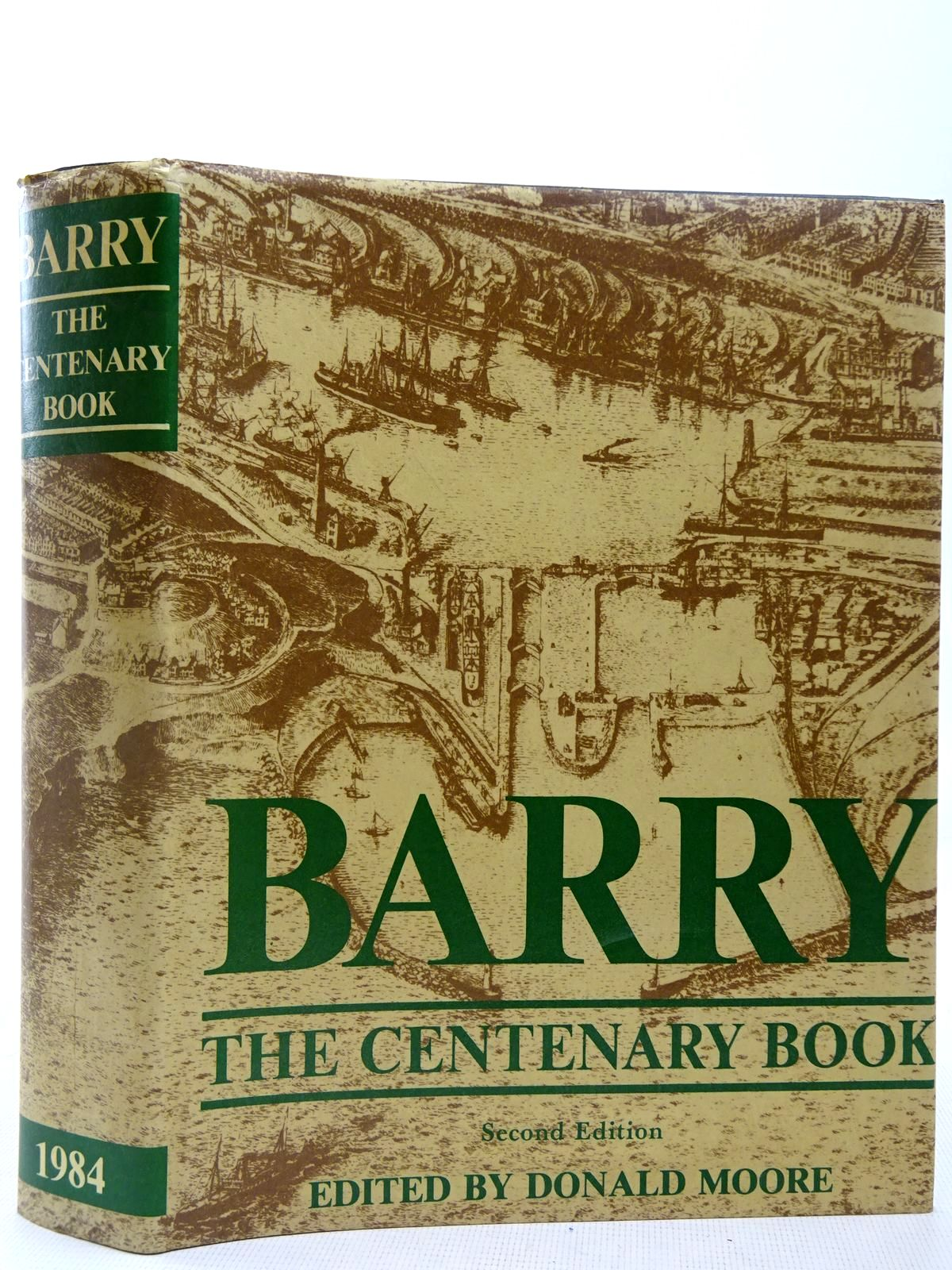 Photo of BARRY THE CENTENARY BOOK written by Moore, Donald published by The Barry Centenary Book Committee (STOCK CODE: 2127904)  for sale by Stella & Rose's Books