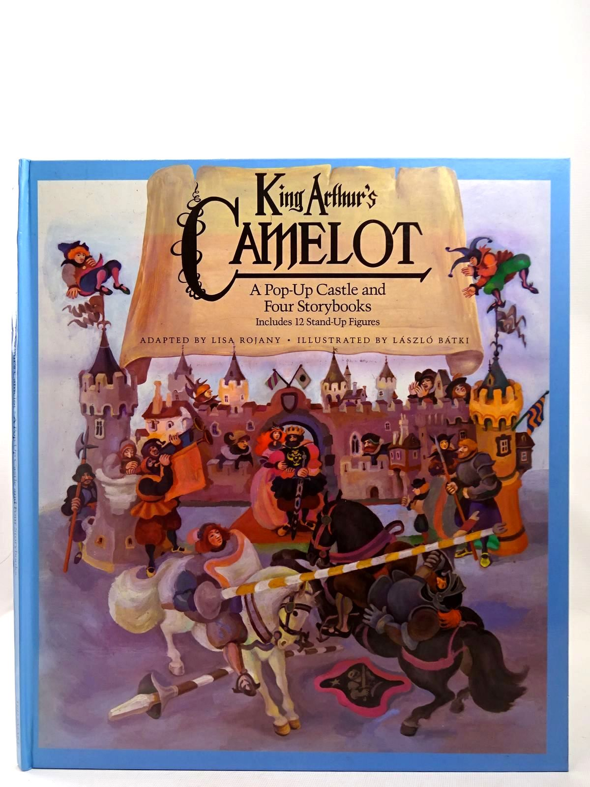 Photo of KING ARTHUR'S CAMELOT written by Rojany, Lisa illustrated by Batki, Laszlo published by Ted Smart (STOCK CODE: 2127925)  for sale by Stella & Rose's Books