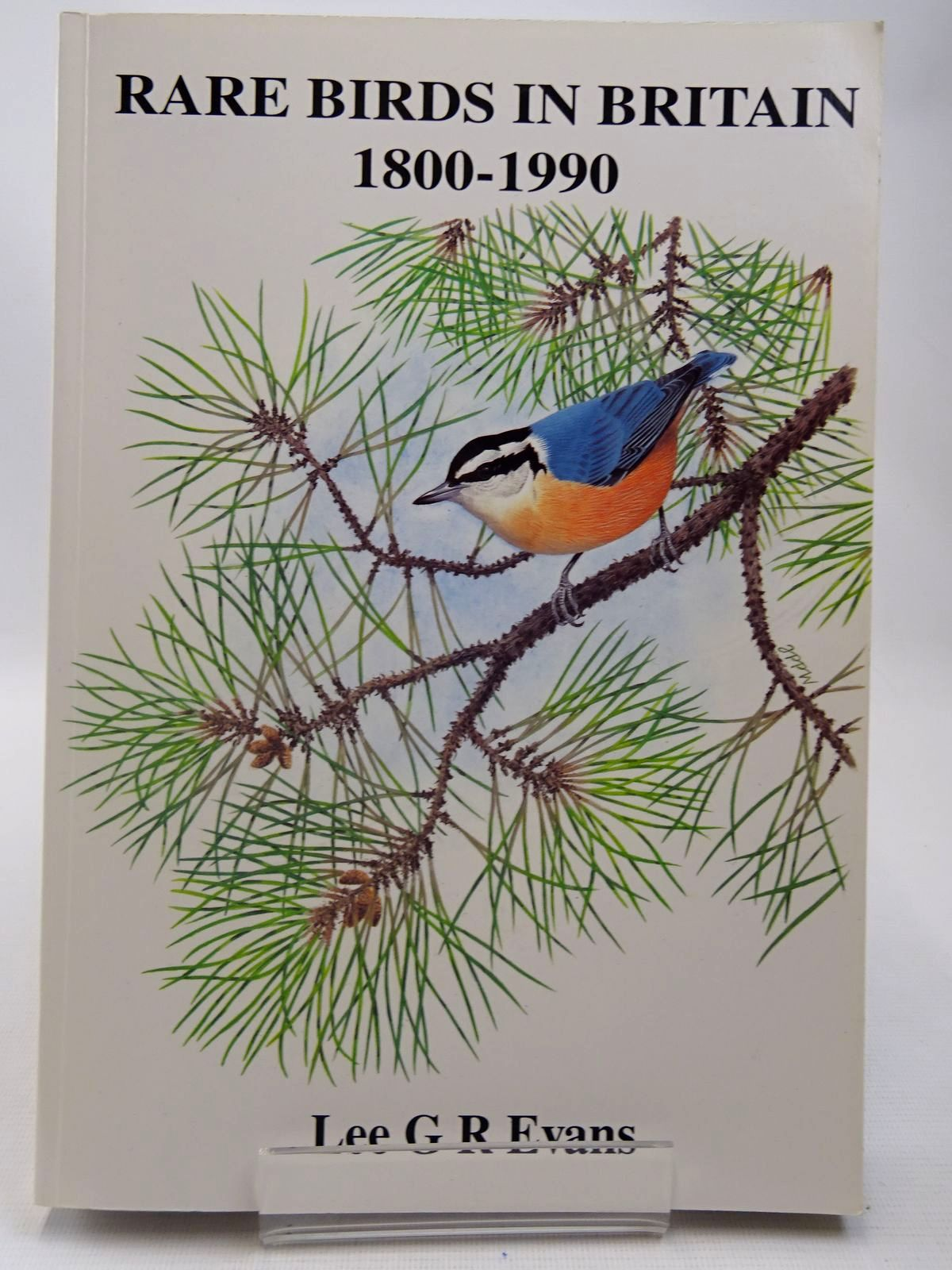 Photo of RARE BIRDS IN BRITAIN 1800-1990- Stock Number: 2127941