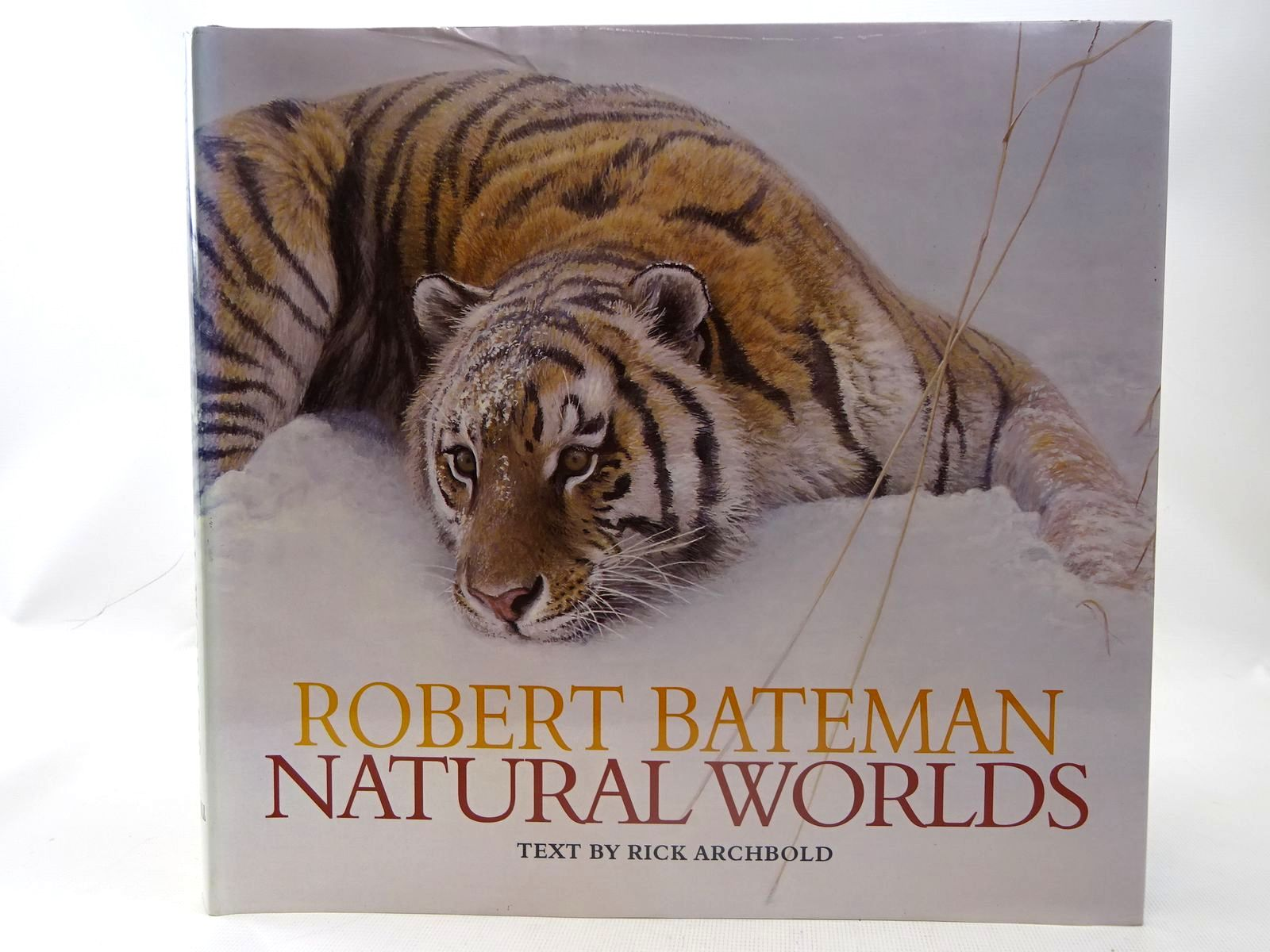 Photo of NATURAL WORLDS written by Archbold, Rick illustrated by Bateman, Robert published by Swan Hill Press (STOCK CODE: 2127948)  for sale by Stella & Rose's Books