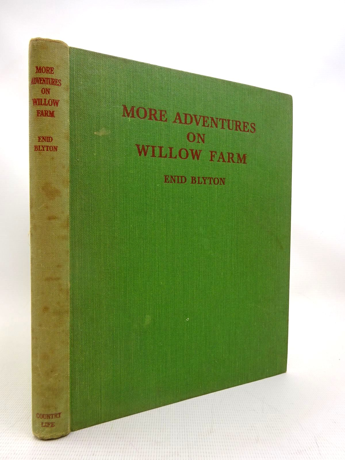 Photo of MORE ADVENTURES ON WILLOW FARM- Stock Number: 2128049
