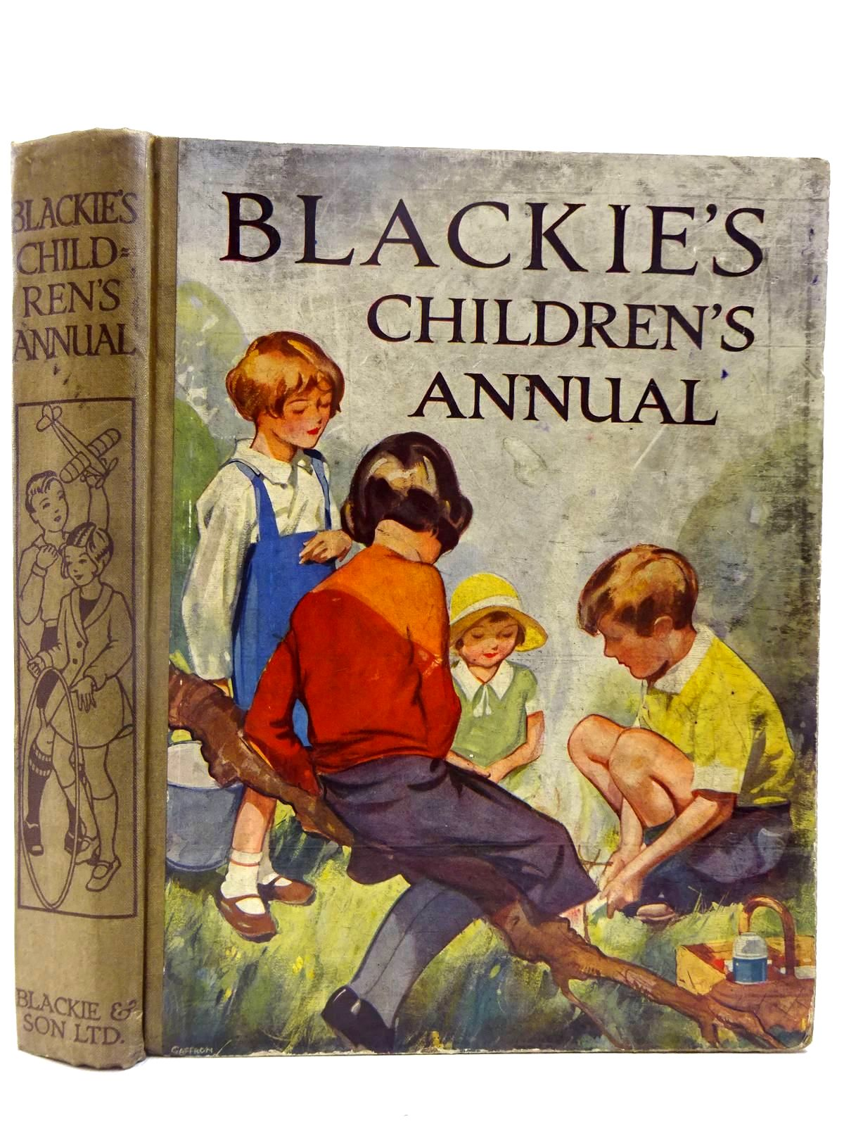 Photo of BLACKIE'S CHILDREN'S ANNUAL 31ST YEAR- Stock Number: 2128131