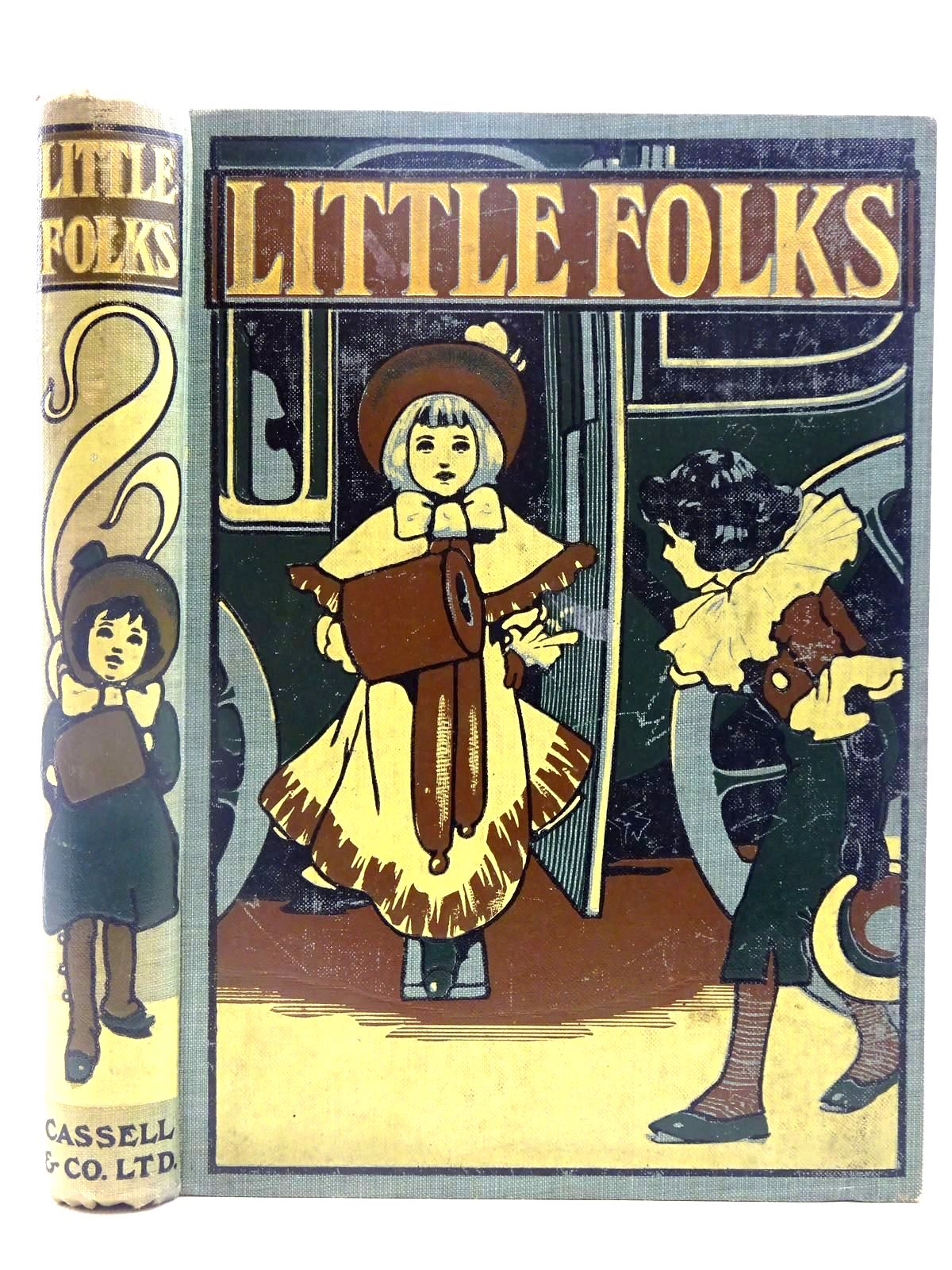 Photo of LITTLE FOLKS VOL 70 written by Everett-Green, Evelyn<br />Comfort, John<br />Burnett, Frances Hodgson<br />Baker, Olaf<br />Benham, W. Gurney<br />et al, illustrated by Hunt, Muriel<br />Robinson, Gordon<br />Cook, Alice M.<br />Attwell, Mabel Lucie<br />Robinson, Charles<br />et al., published by Cassell &amp; Company Ltd (STOCK CODE: 2128136)  for sale by Stella & Rose's Books
