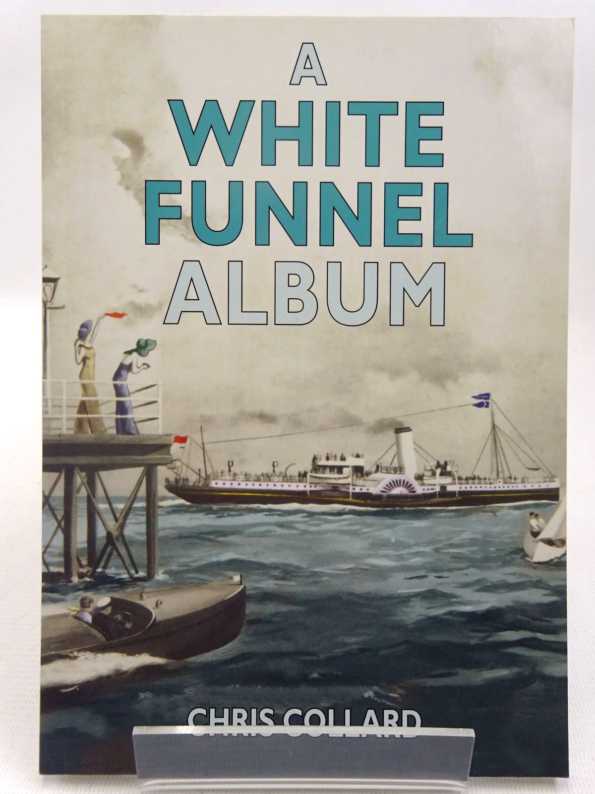 Photo of A WHITE FUNNEL ALBUM- Stock Number: 2128150