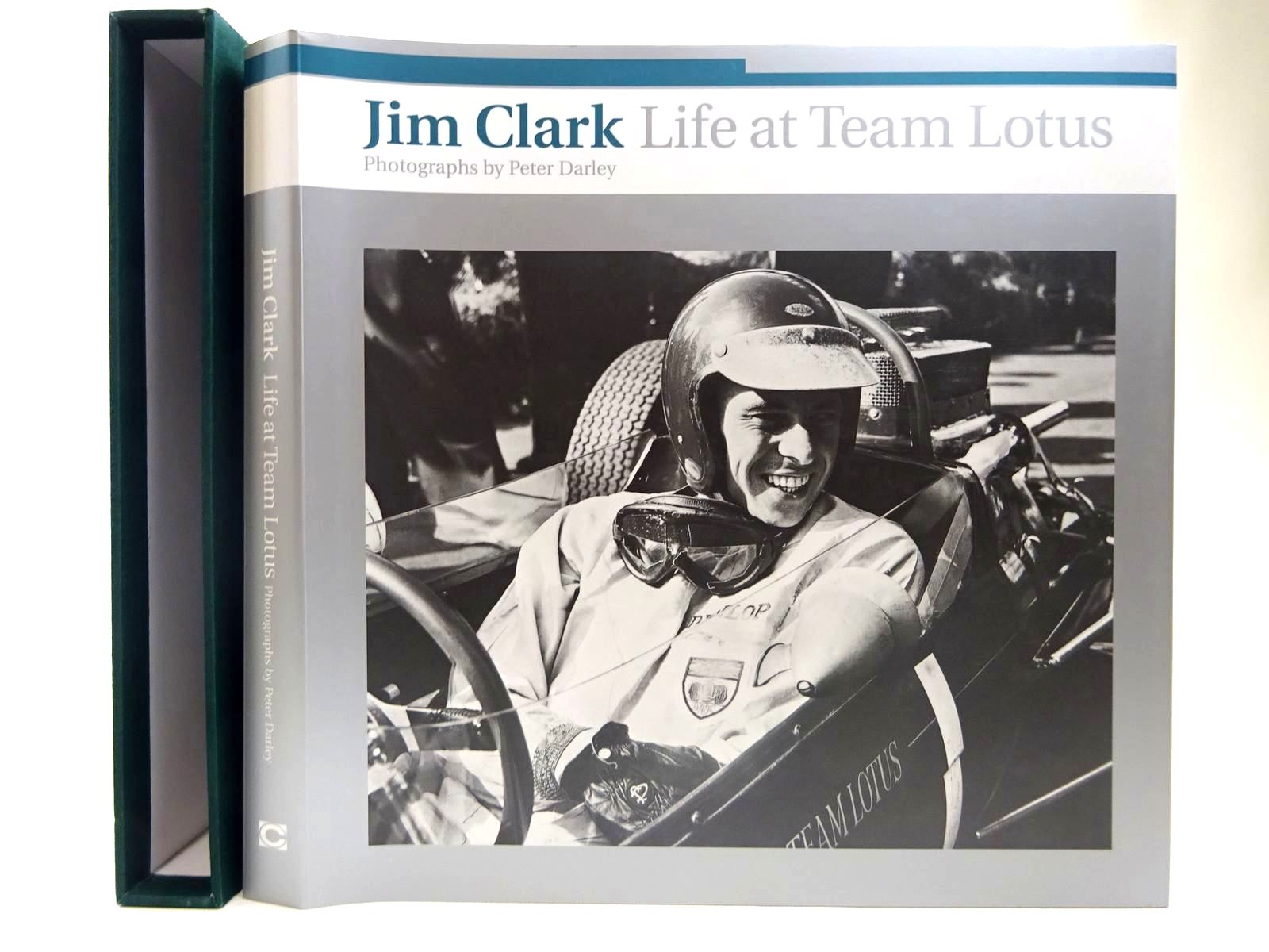 Photo of JIM CLARK LIFE AT TEAM LOTUS written by Darley, Peter published by Coterie Press Limited (STOCK CODE: 2128170)  for sale by Stella & Rose's Books