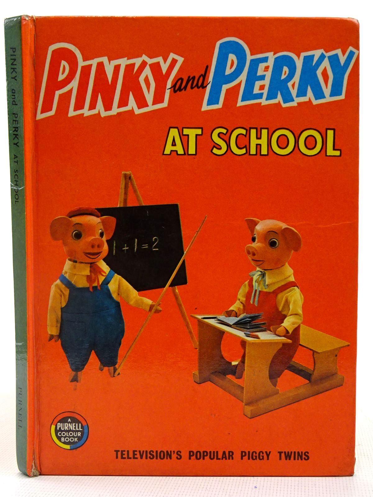 Photo of PINKY AND PERKY AT SCHOOL- Stock Number: 2128246