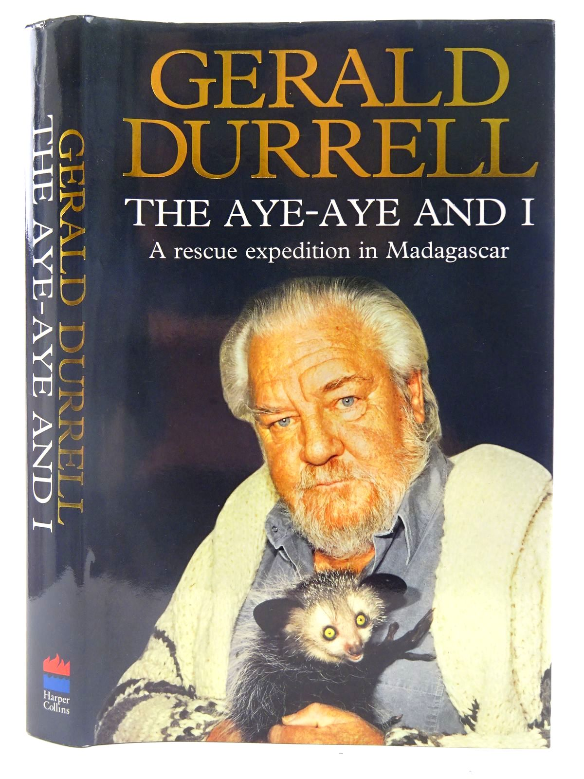 Photo of THE AYE-AYE AND I written by Durrell, Gerald published by Harper Collins (STOCK CODE: 2128276)  for sale by Stella & Rose's Books