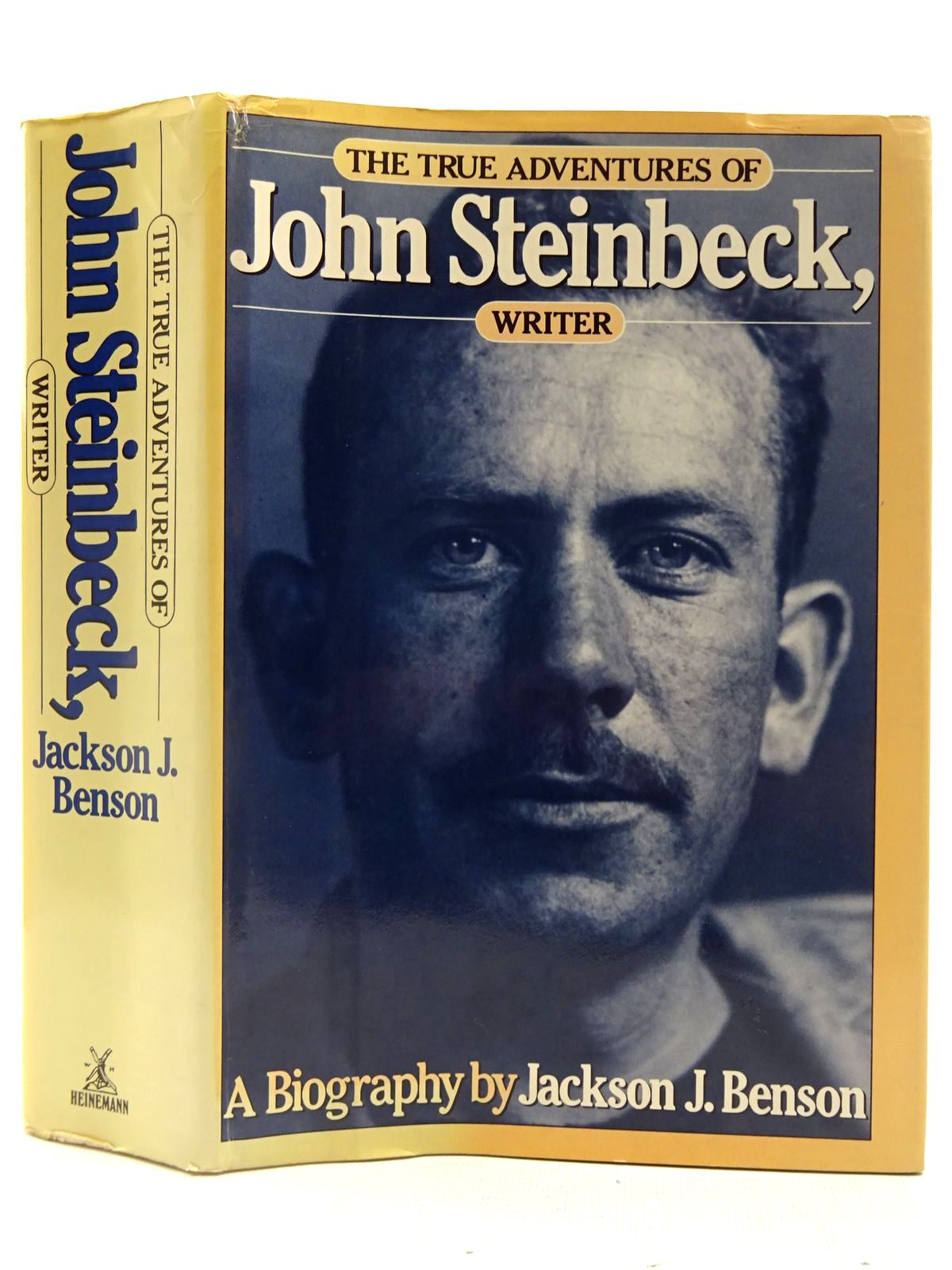 Photo of THE TRUE ADVENTURES OF JOHN STEINBECK, WRITER- Stock Number: 2128282