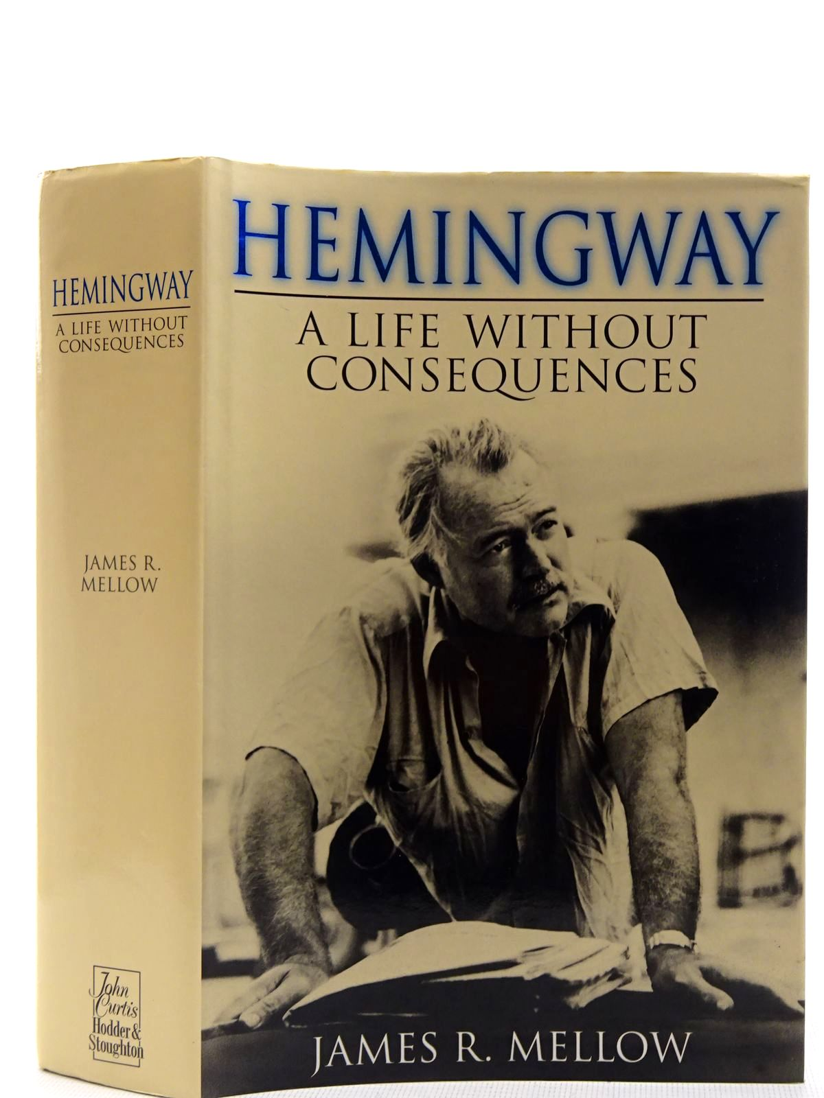 Photo of HEMINGWAY A LIFE WITHOUT CONSEQUENCES- Stock Number: 2128289