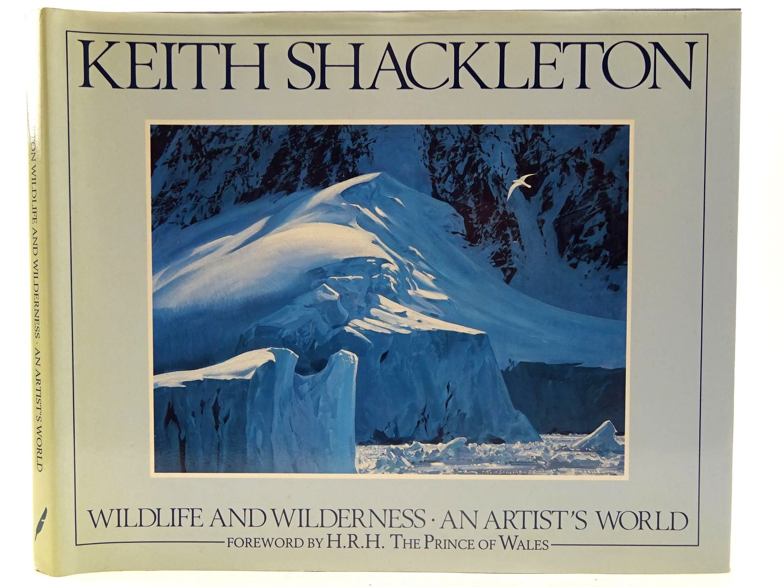 Photo of WILDLIFE AND WILDERNESS AN ARTIST'S WORLD written by Shackleton, Keith illustrated by Shackleton, Keith published by Clive Holloway Books (STOCK CODE: 2128310)  for sale by Stella & Rose's Books