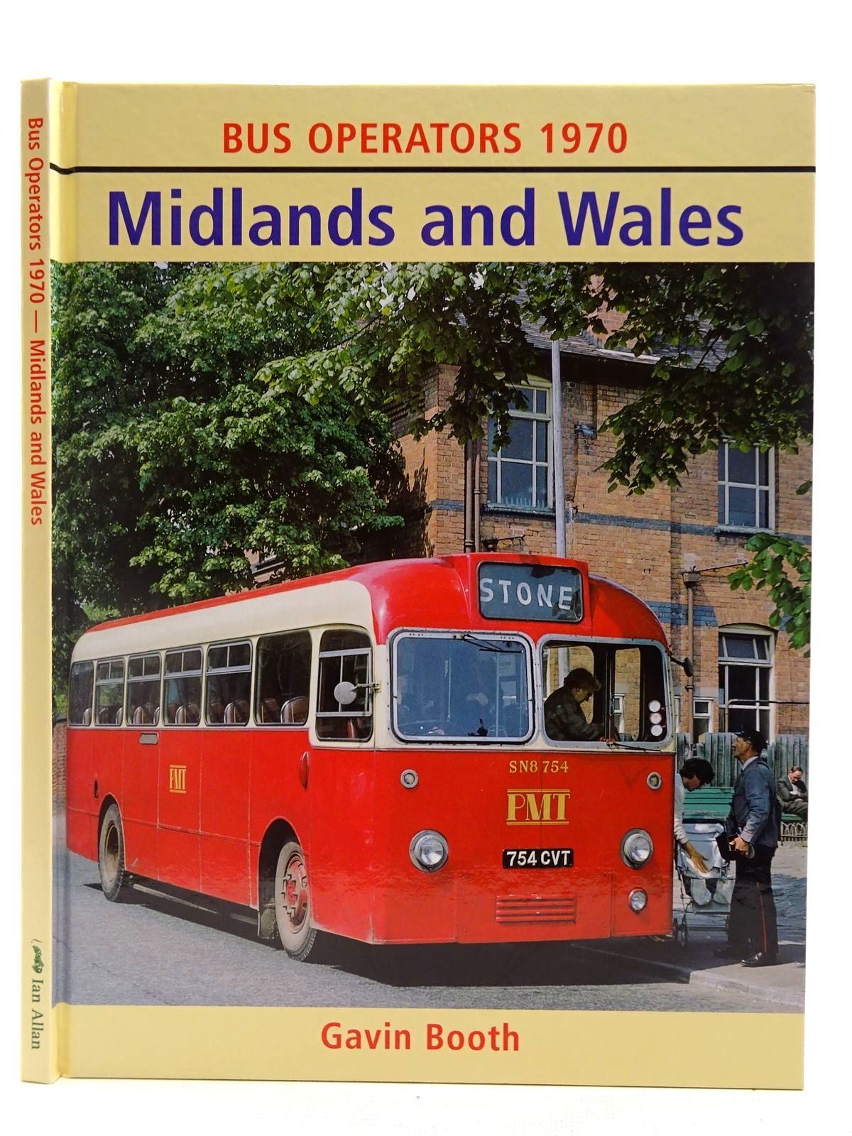 Photo of BUS OPERATORS 1970 MIDLANDS AND WALES written by Booth, Gavin published by Ian Allan (STOCK CODE: 2128312)  for sale by Stella & Rose's Books