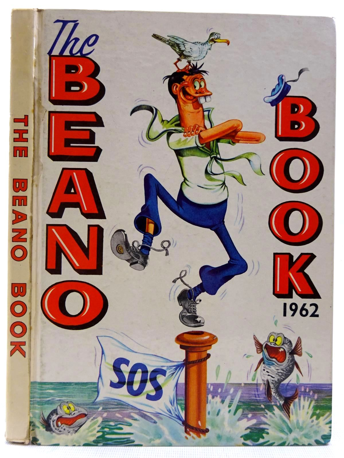 Photo of THE BEANO BOOK 1962- Stock Number: 2128327