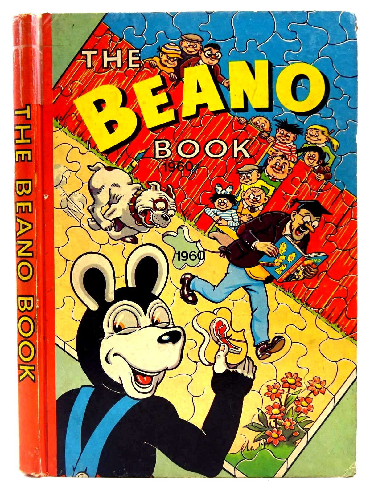 Photo of THE BEANO BOOK 1960- Stock Number: 2128330