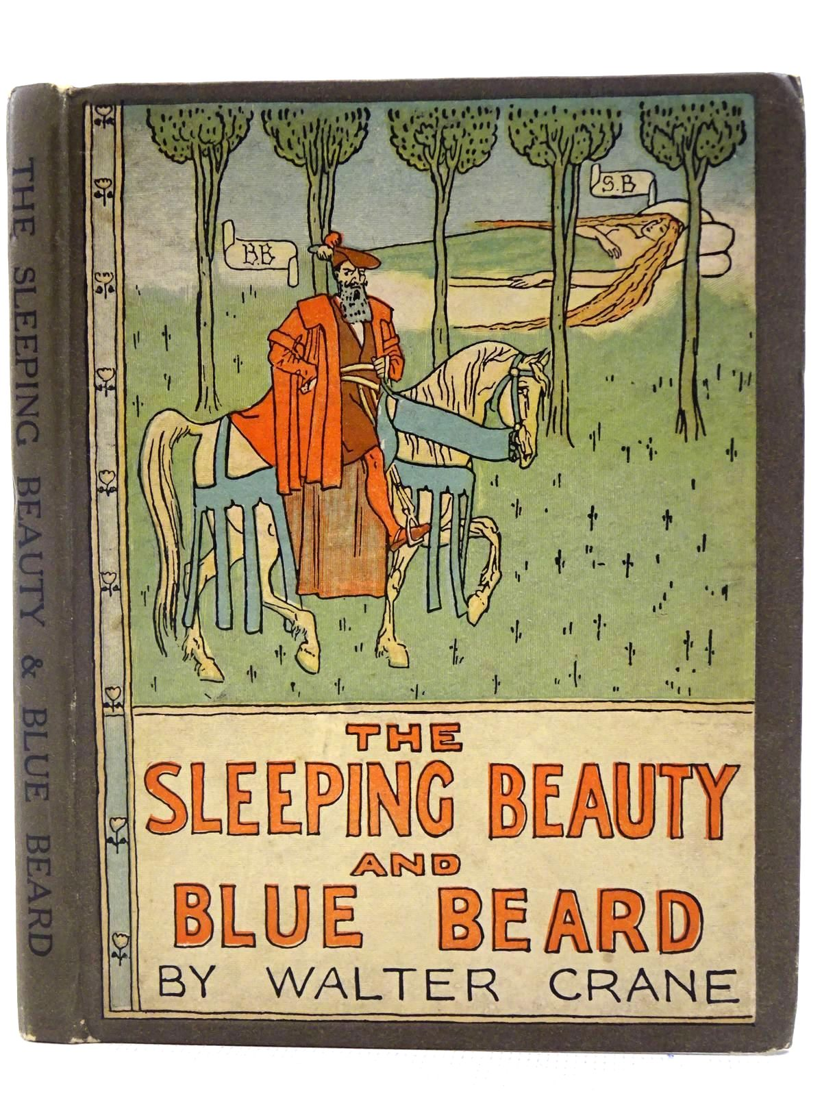 Photo of THE SLEEPING BEAUTY AND BLUE BEARD- Stock Number: 2128334