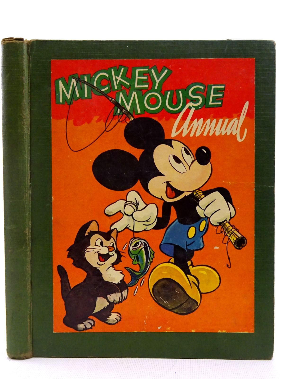 Photo of MICKEY MOUSE ANNUAL 1948 FOR 1949 written by Disney, Walt published by Dean & Son Ltd. (STOCK CODE: 2128347)  for sale by Stella & Rose's Books