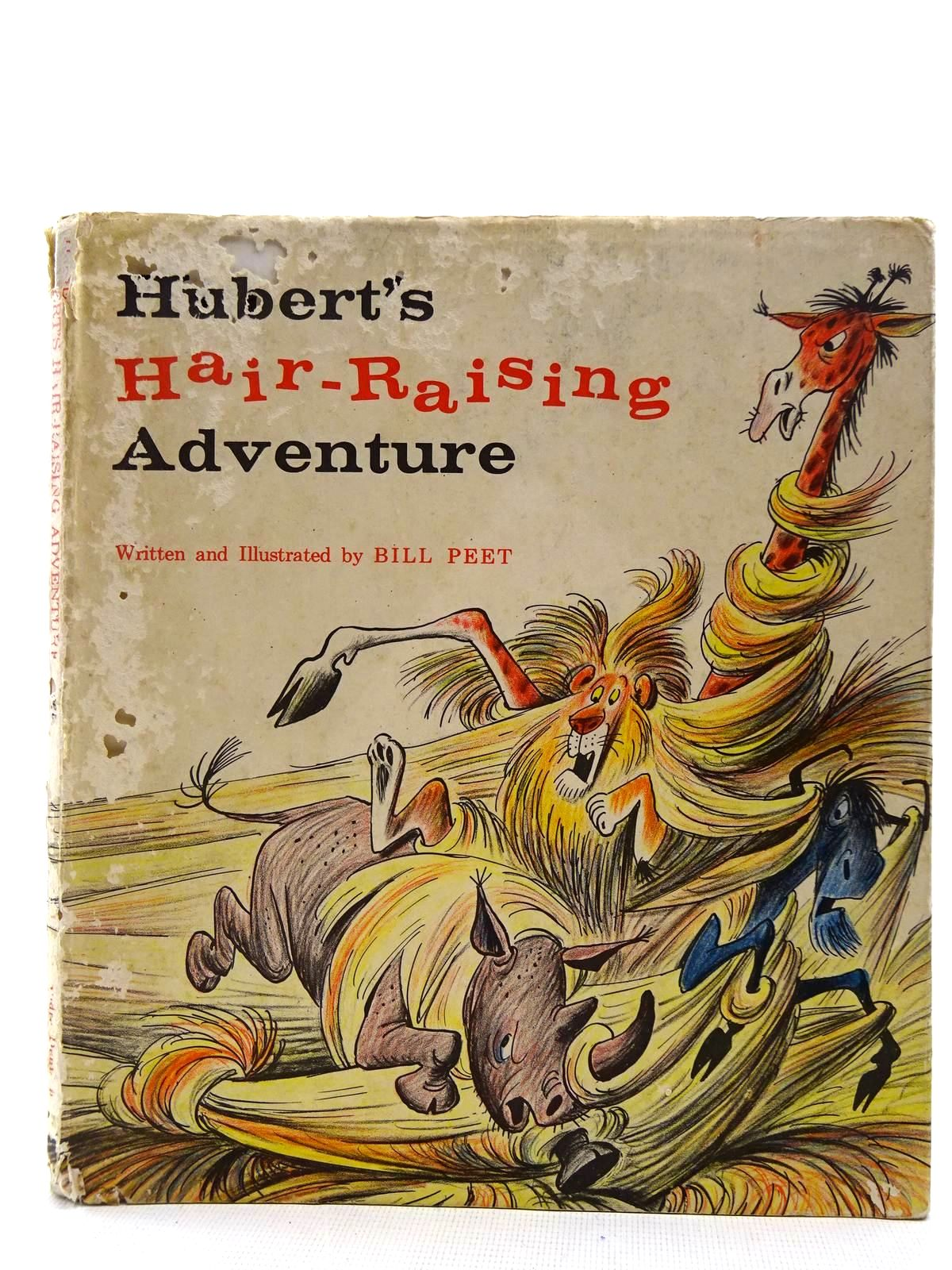 Photo of HUBERT'S HAIR-RAISING ADVENTURE- Stock Number: 2128350