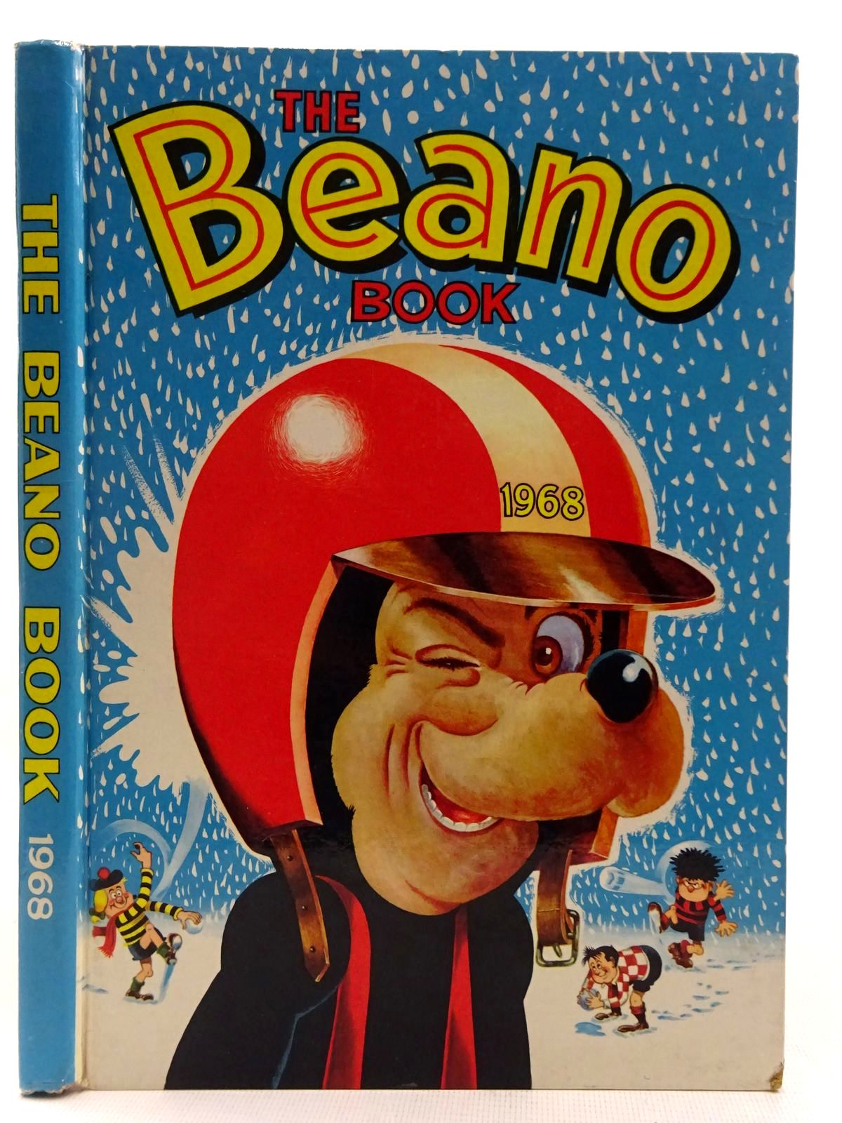 Photo of THE BEANO BOOK 1968 published by D.C. Thomson & Co Ltd. (STOCK CODE: 2128372)  for sale by Stella & Rose's Books