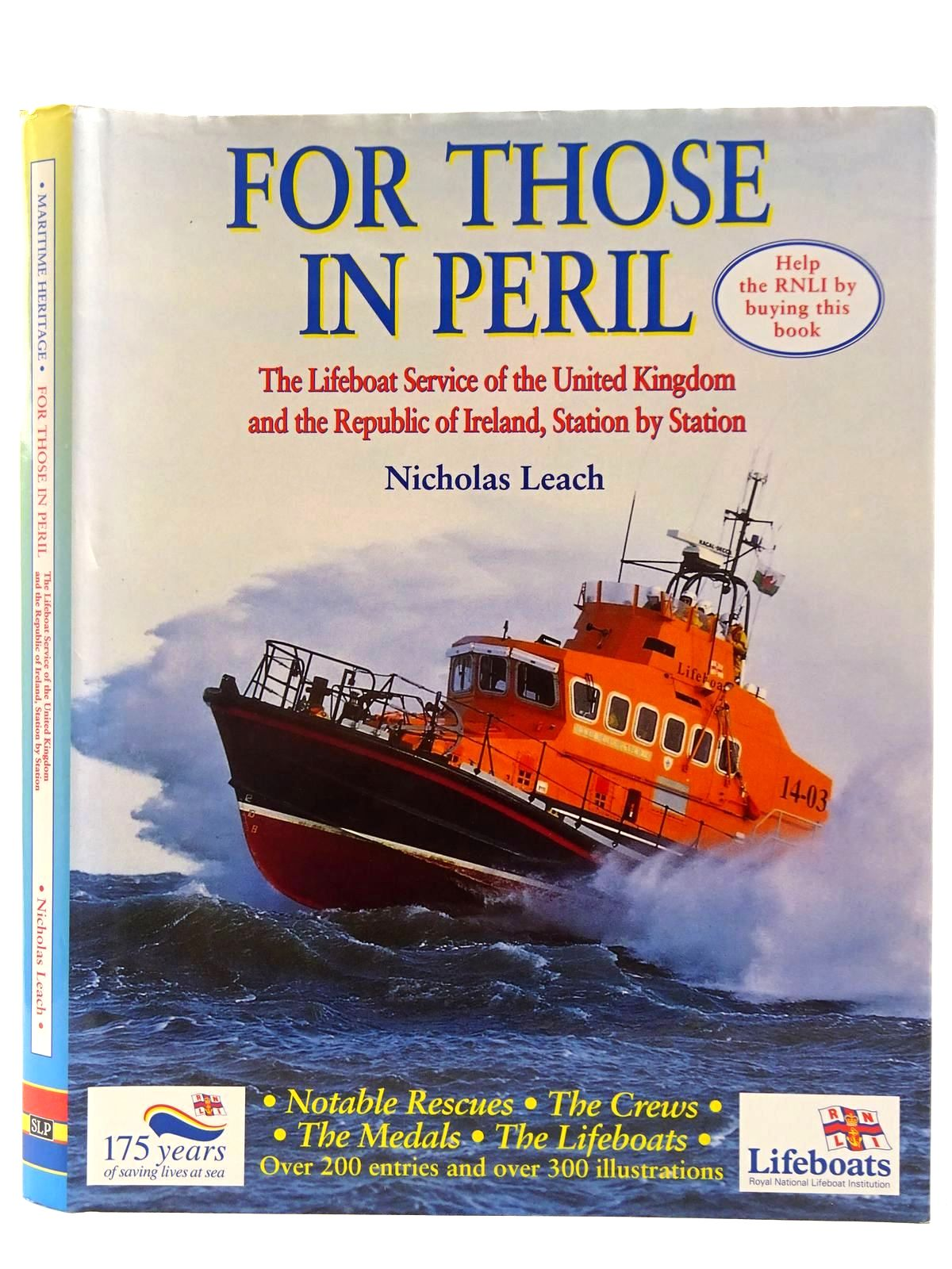 Photo of FOR THOSE IN PERIL- Stock Number: 2128390
