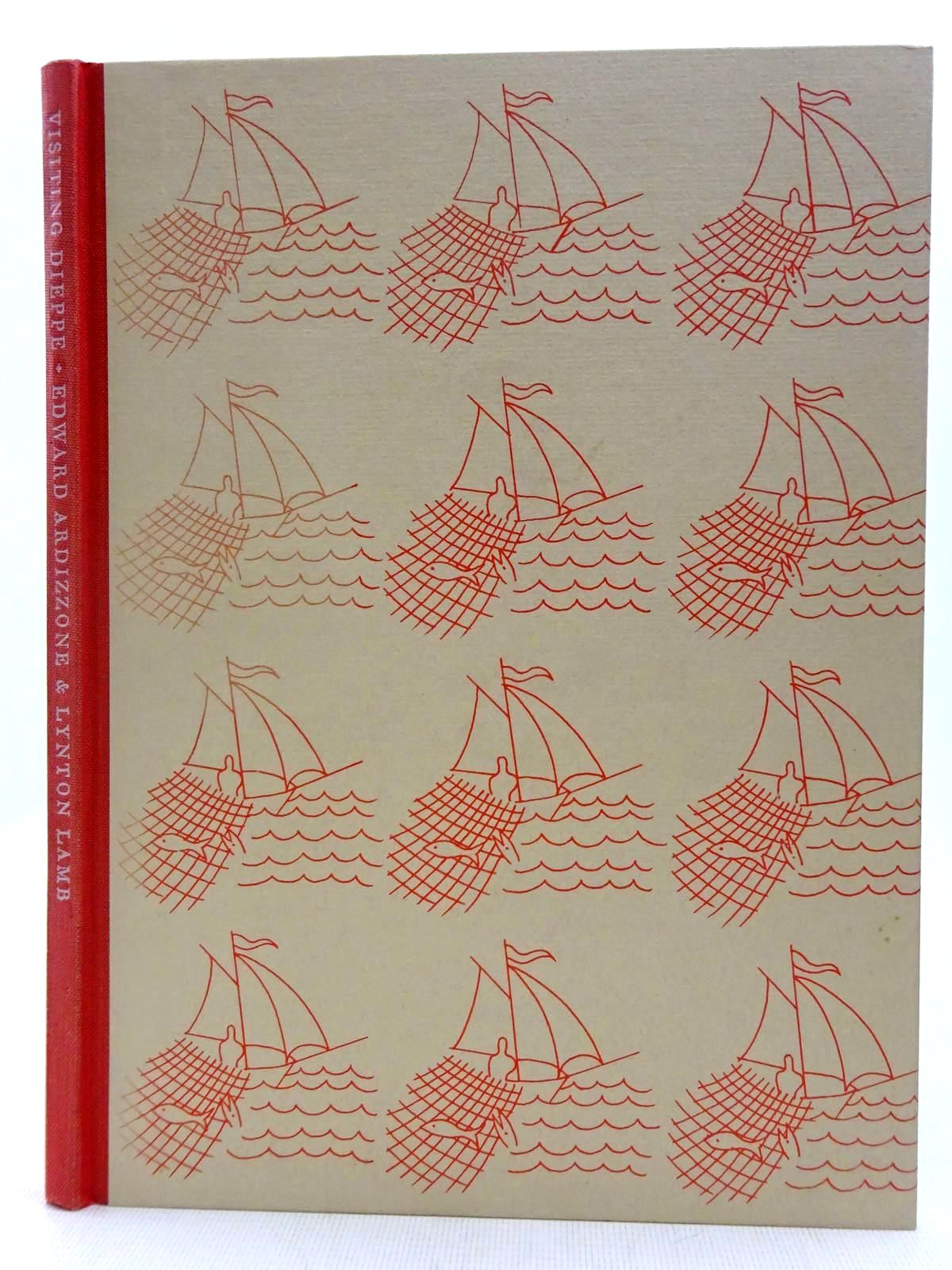 Photo of VISITING DIEPPE written by Ardizzone, Edward Lamb, Lynton illustrated by Ardizzone, Edward published by Warren Editions (STOCK CODE: 2128415)  for sale by Stella & Rose's Books